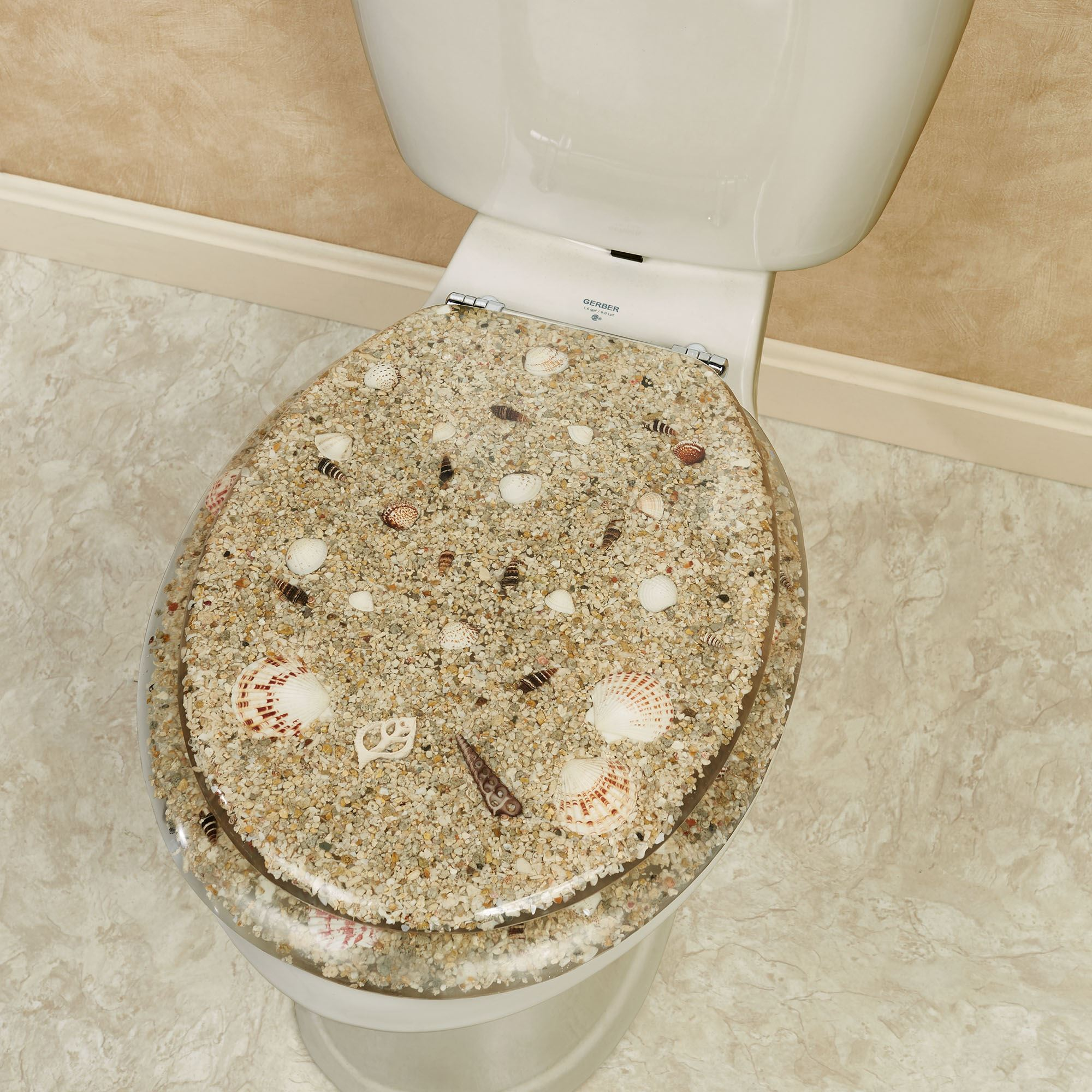long toilet seat covers. Sea Isle Elongated Toilet Seat Brown  Click to expand