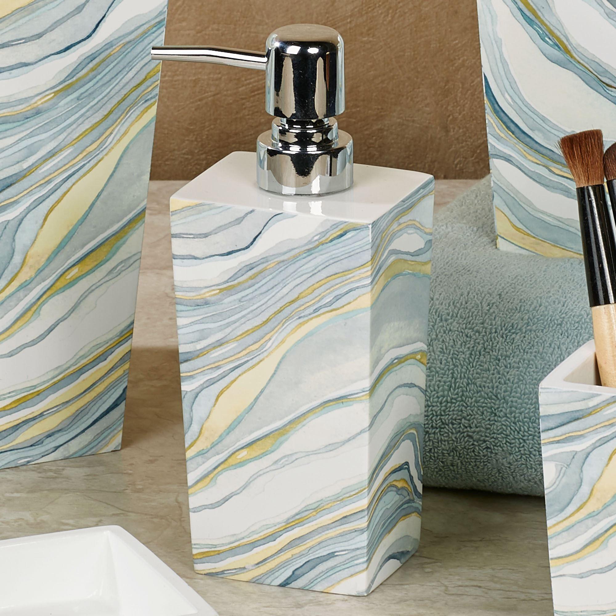 Sandstone Lotion Soap Dispenser Multi Cool