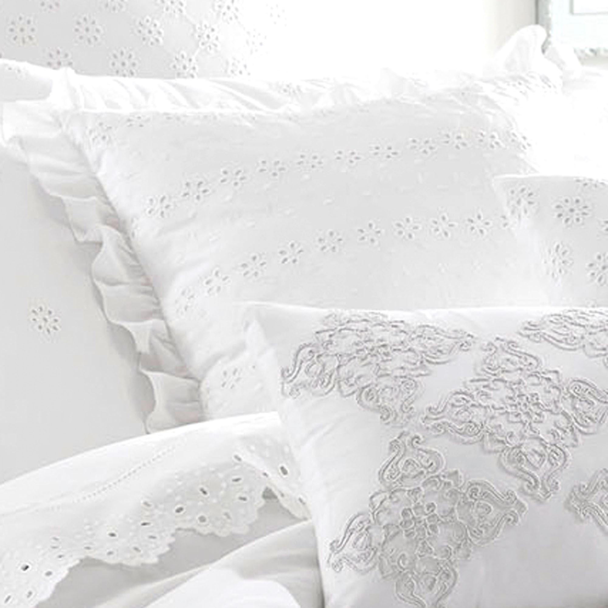 comforter ruffle covers ebay black size cover duvet sets ikea super king linen white
