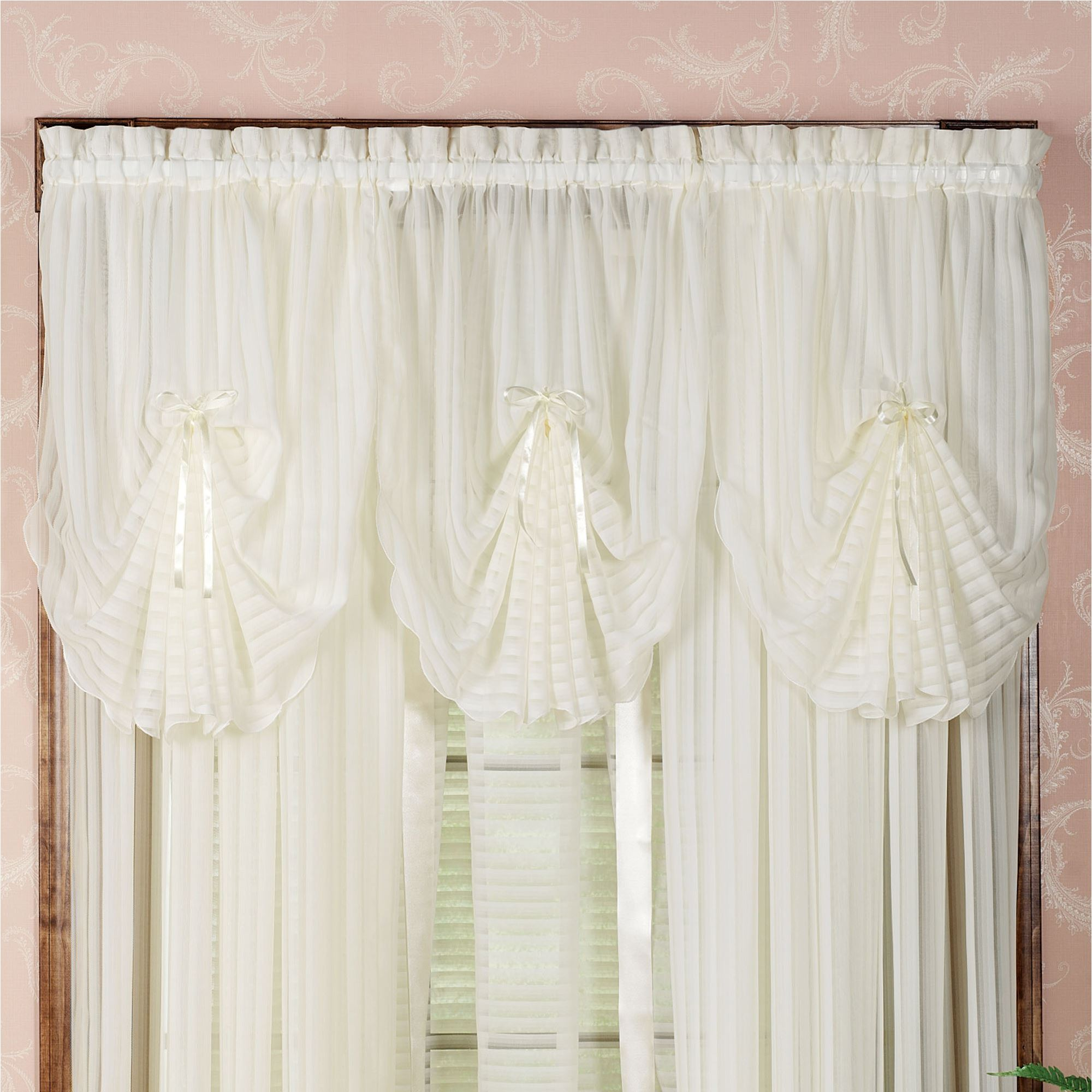 swag red royal curtain inch xvi drapes valances louis valance curtains
