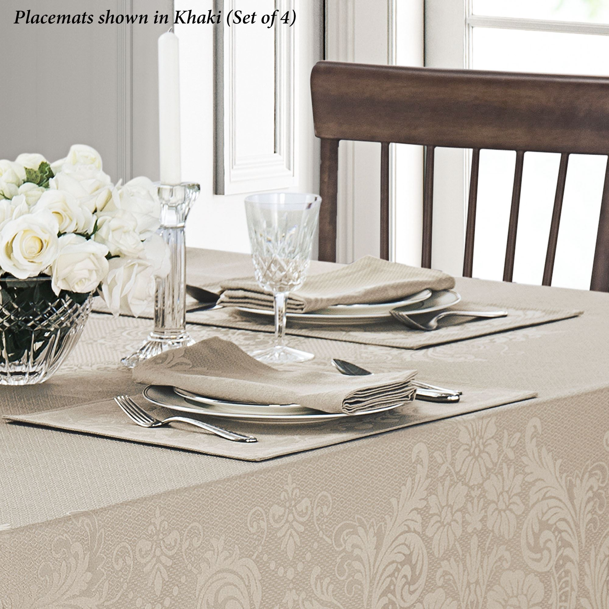 Beautiful Celeste Placemats Set Of Four