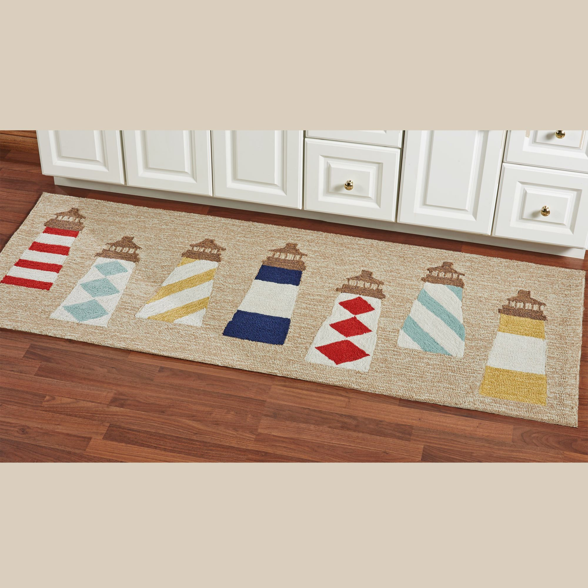 Indoor Outdoor Lighthouse Rugs