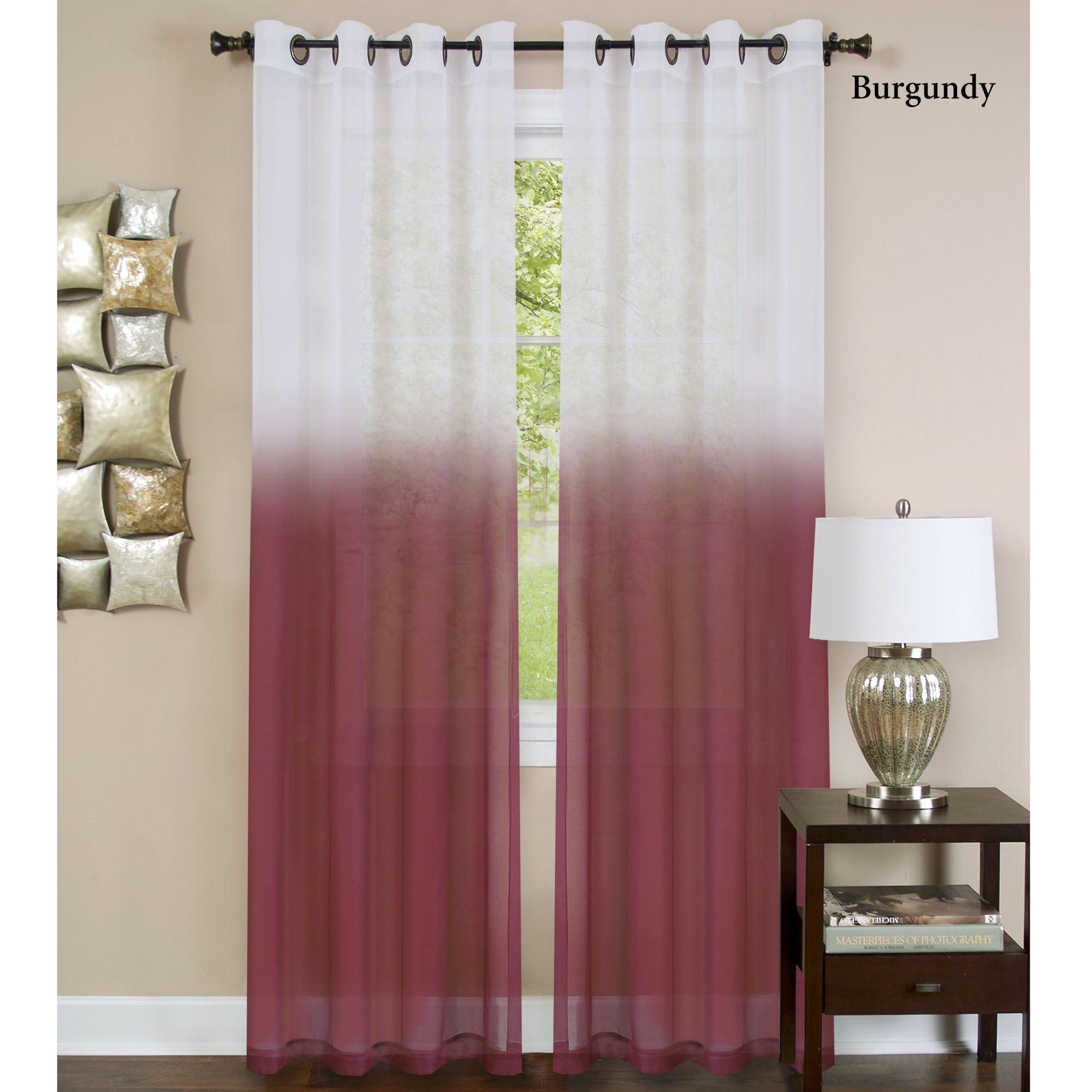 corner panels karma grey pair com curtain liteout sheer products linen look