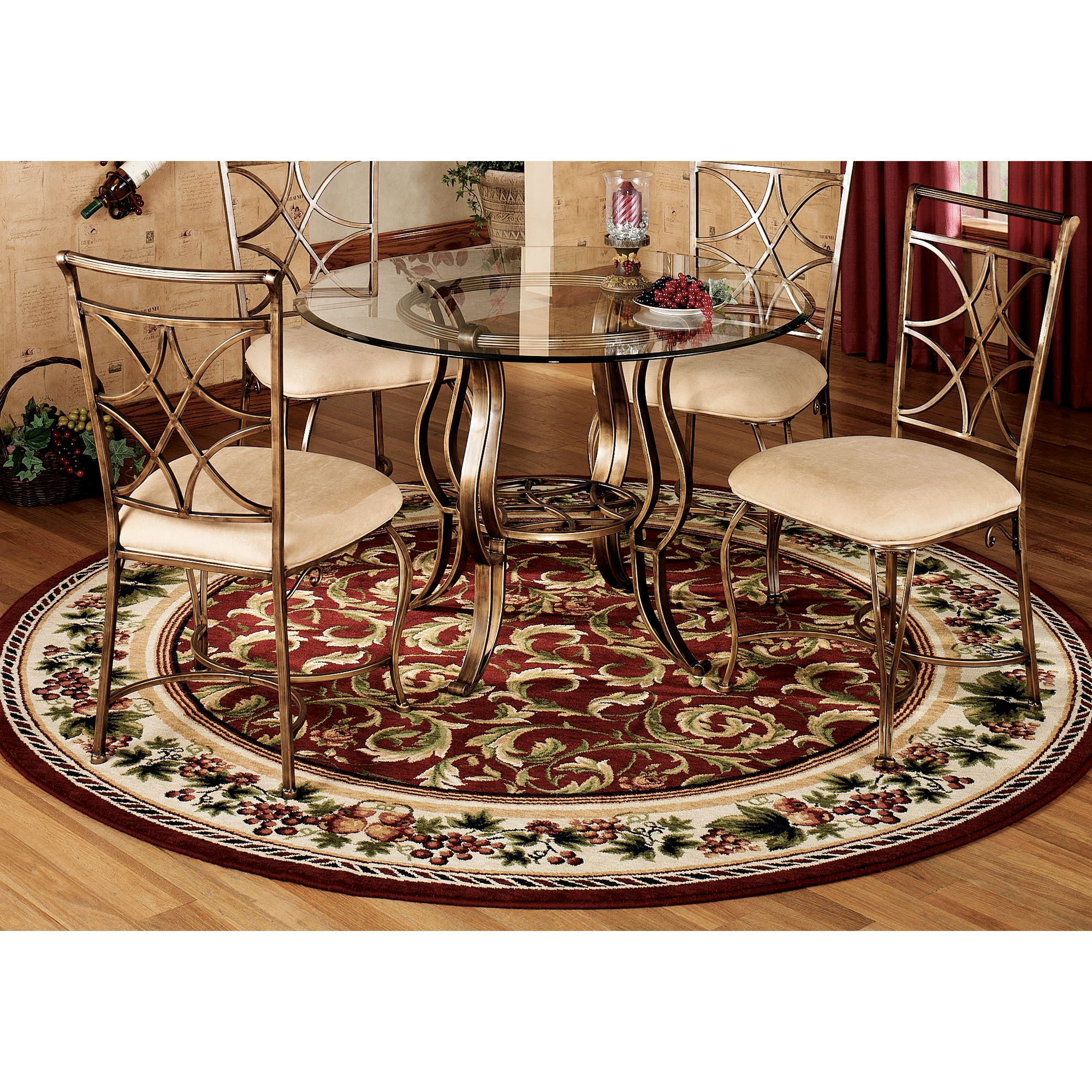 rugs rose aubusson round p area sculpted rug
