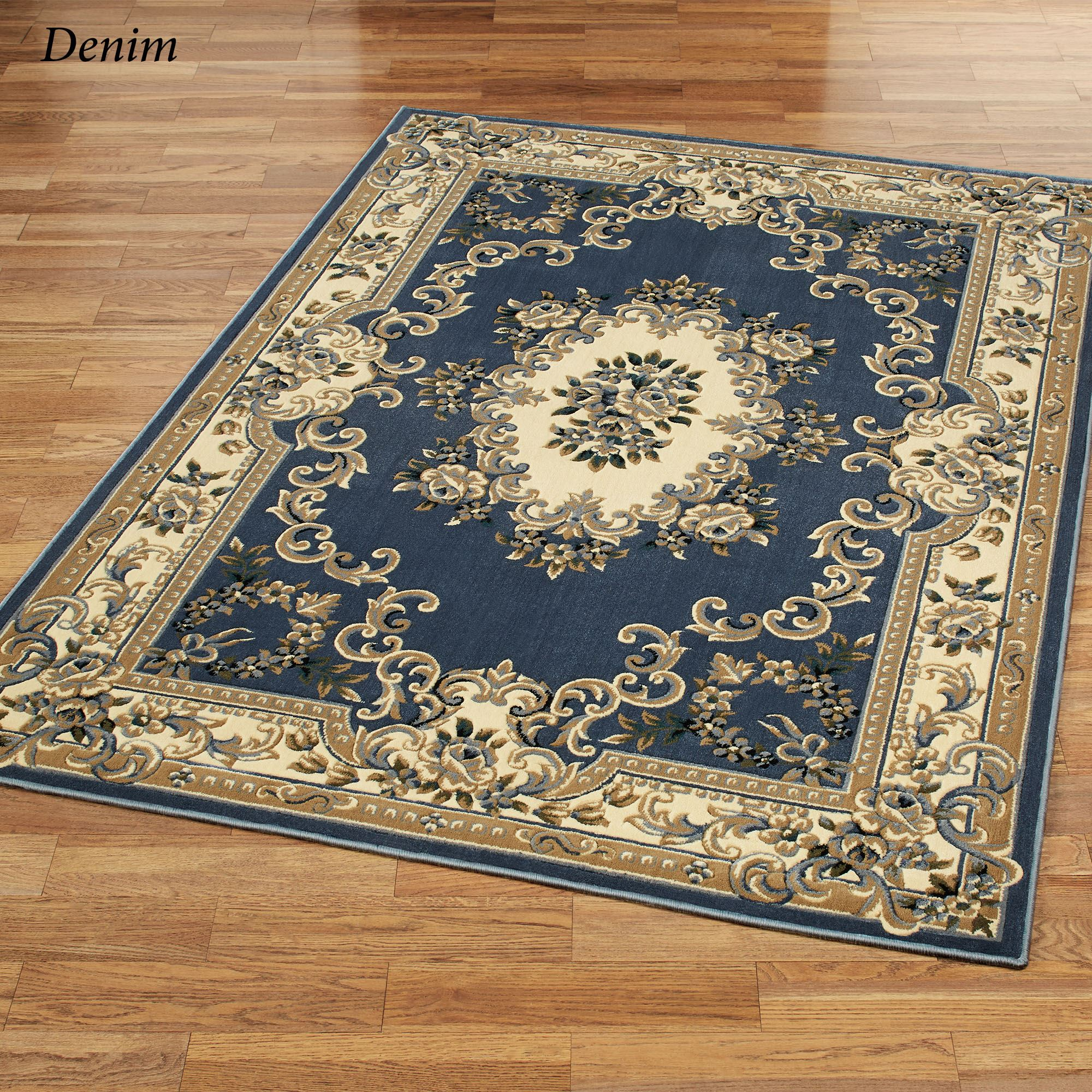 Imperial Aubusson Ii Area Rugs