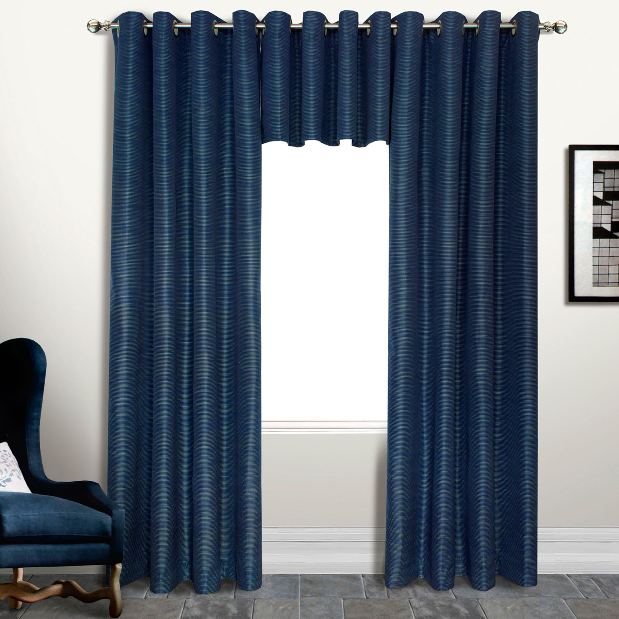 ansonia drapes damask set piper x p by comforter window valance wright bedding blue tailored denim