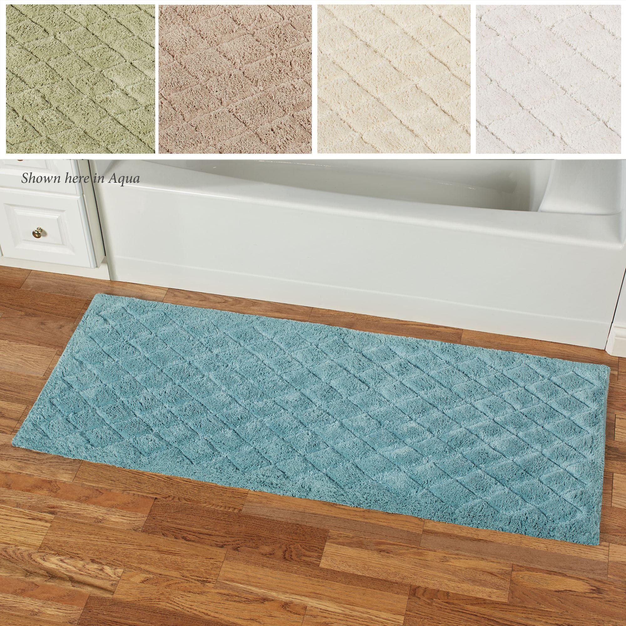 Picture of: Splendor 60 Inch Wide Plush Bath Rug Runner