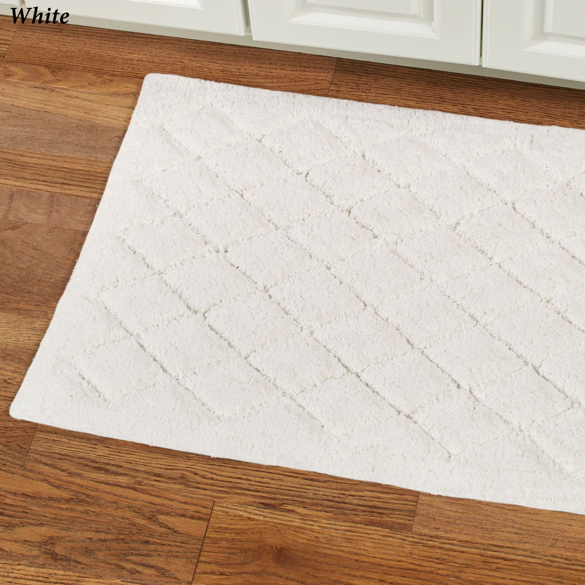 splendor 60 inch wide plush bath rug runner