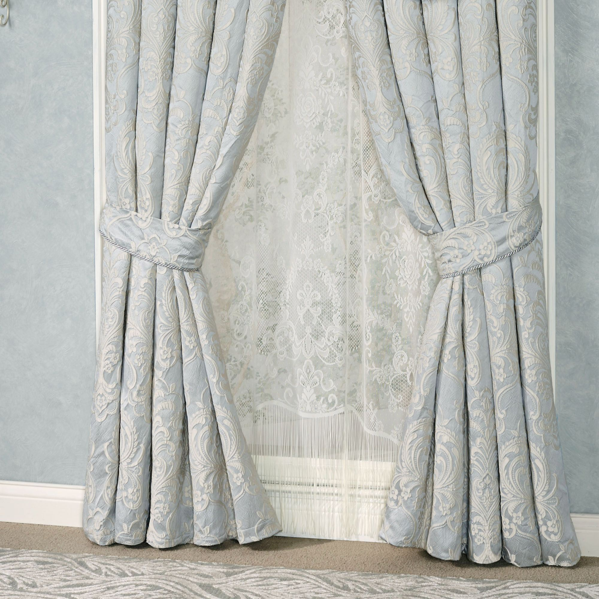 waterfall permalink l pinterest greenite polycot home curtains decor image