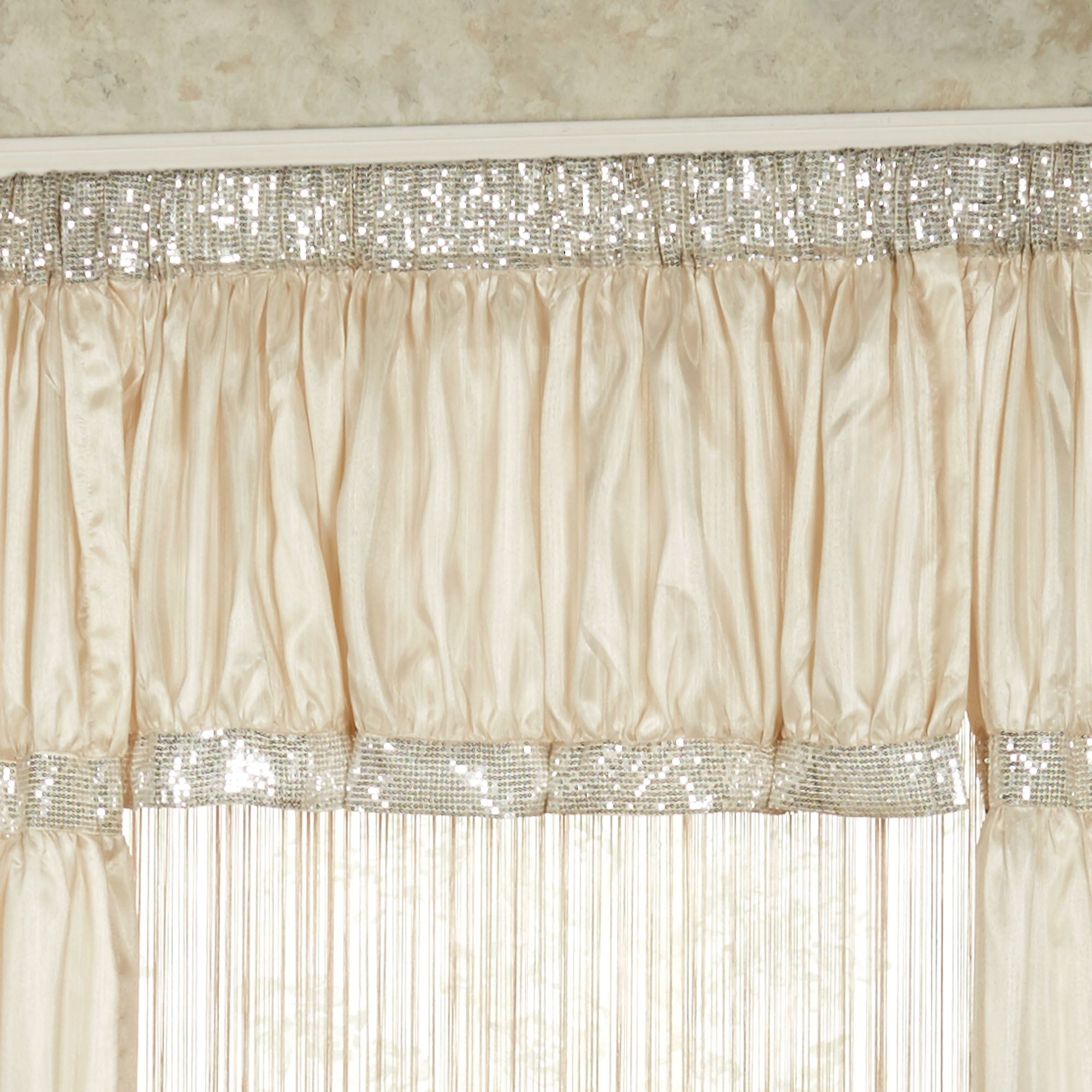 Radiance Shirred Faux Silk Comforter Bedding 97435eb42
