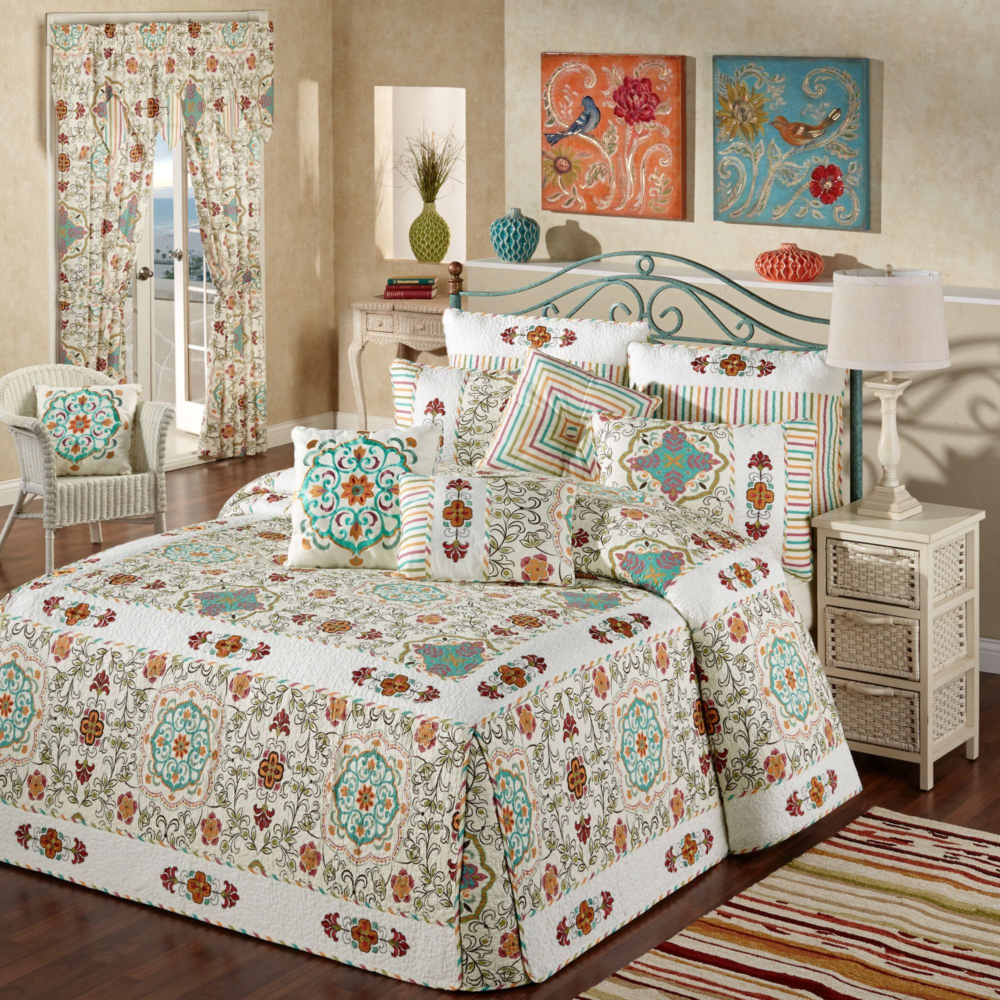 quilt and laurel luise cotton mayfair wayfair quilted pdx bedspread bath bed reviews
