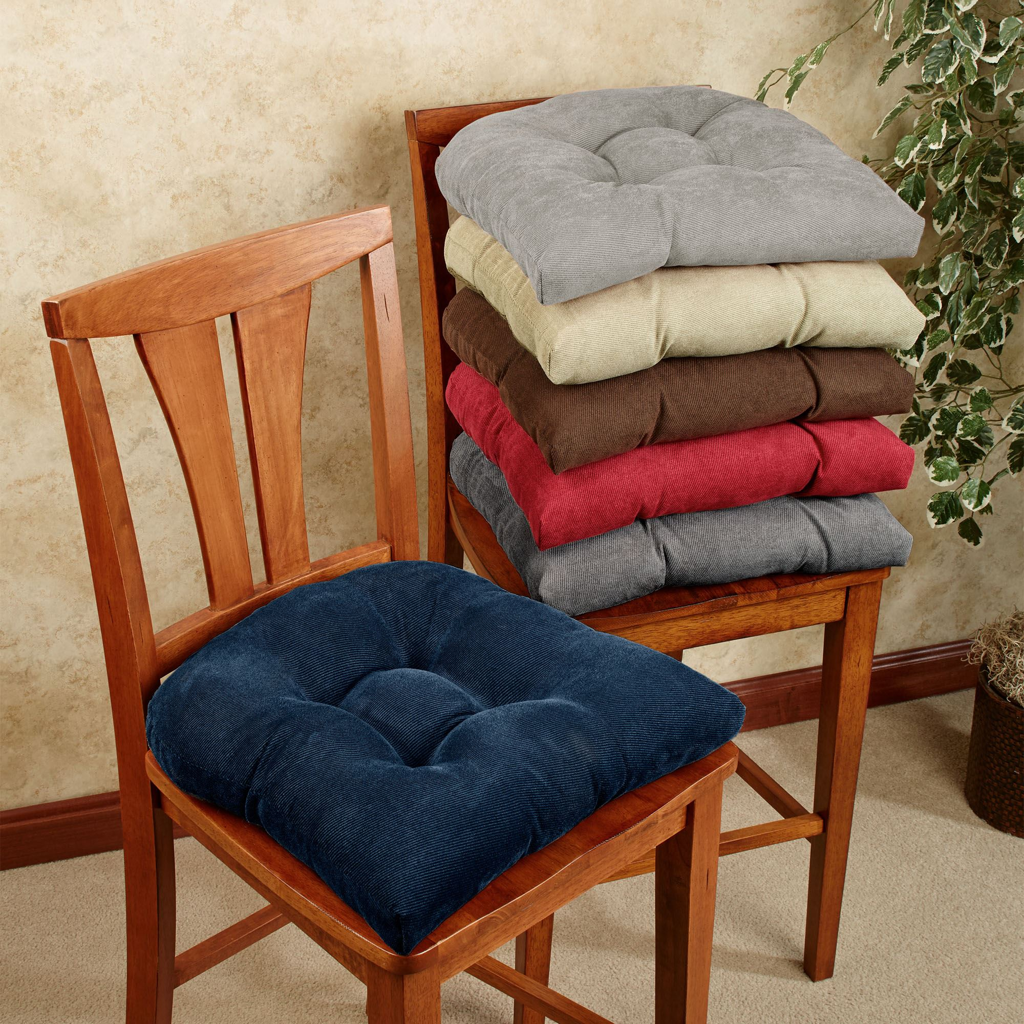 Twillo Slip Resistant Chair Cushion Set Thumbnail Image