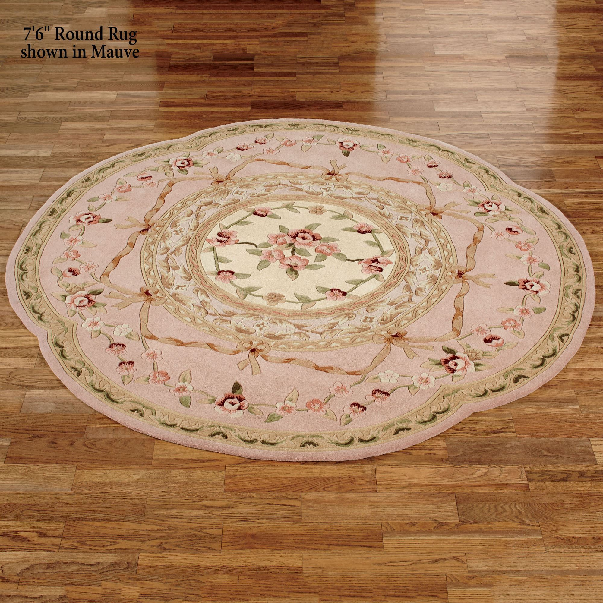 Leila Ii Sculpted Aubusson Floral Area Rugs