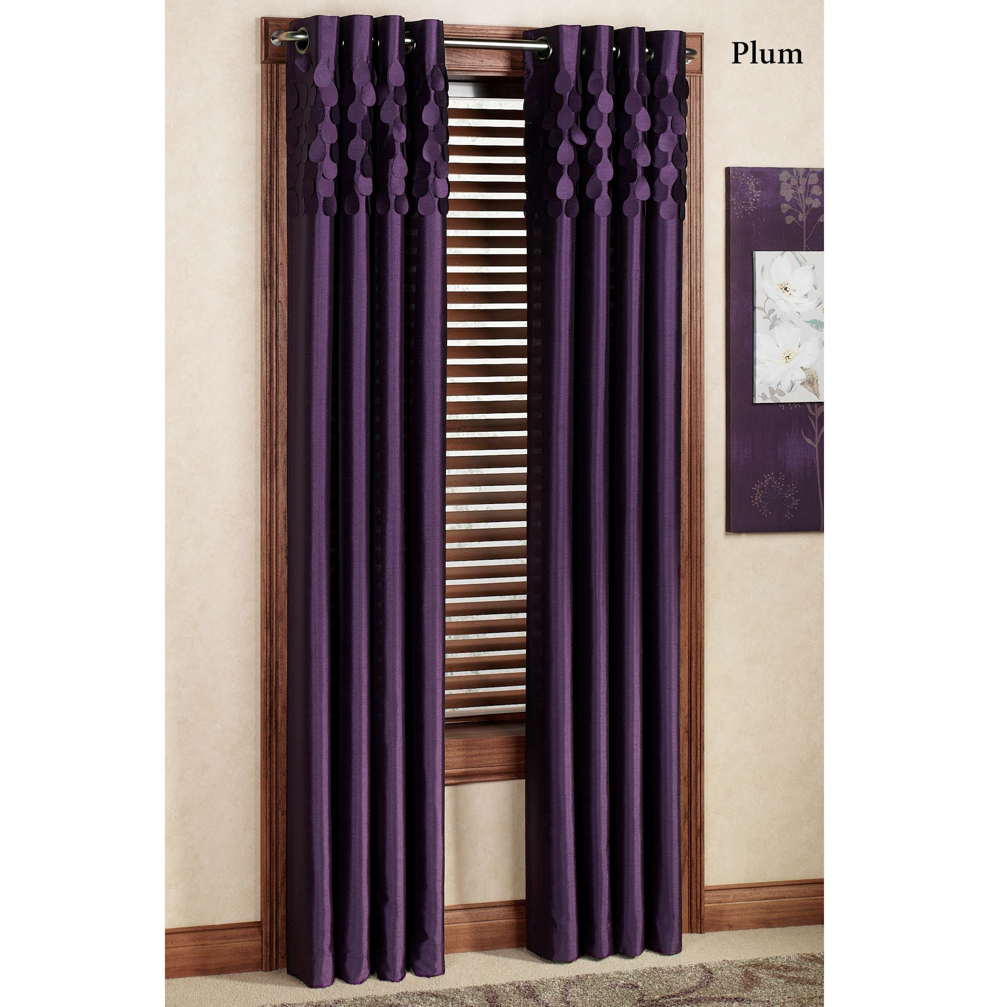 or eclipse bedroom panel curtain the curtains curtainspurple full thermal of concept blackout beautiful purple energy samara for picture size drapes velvet efficient