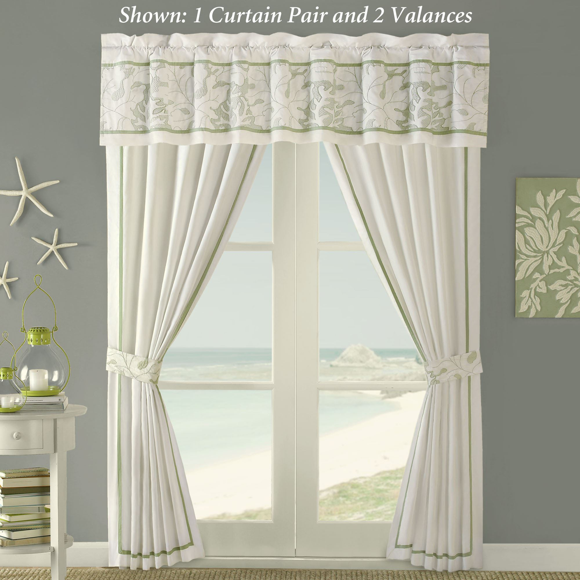 Brisbane Cotton Window Treatments