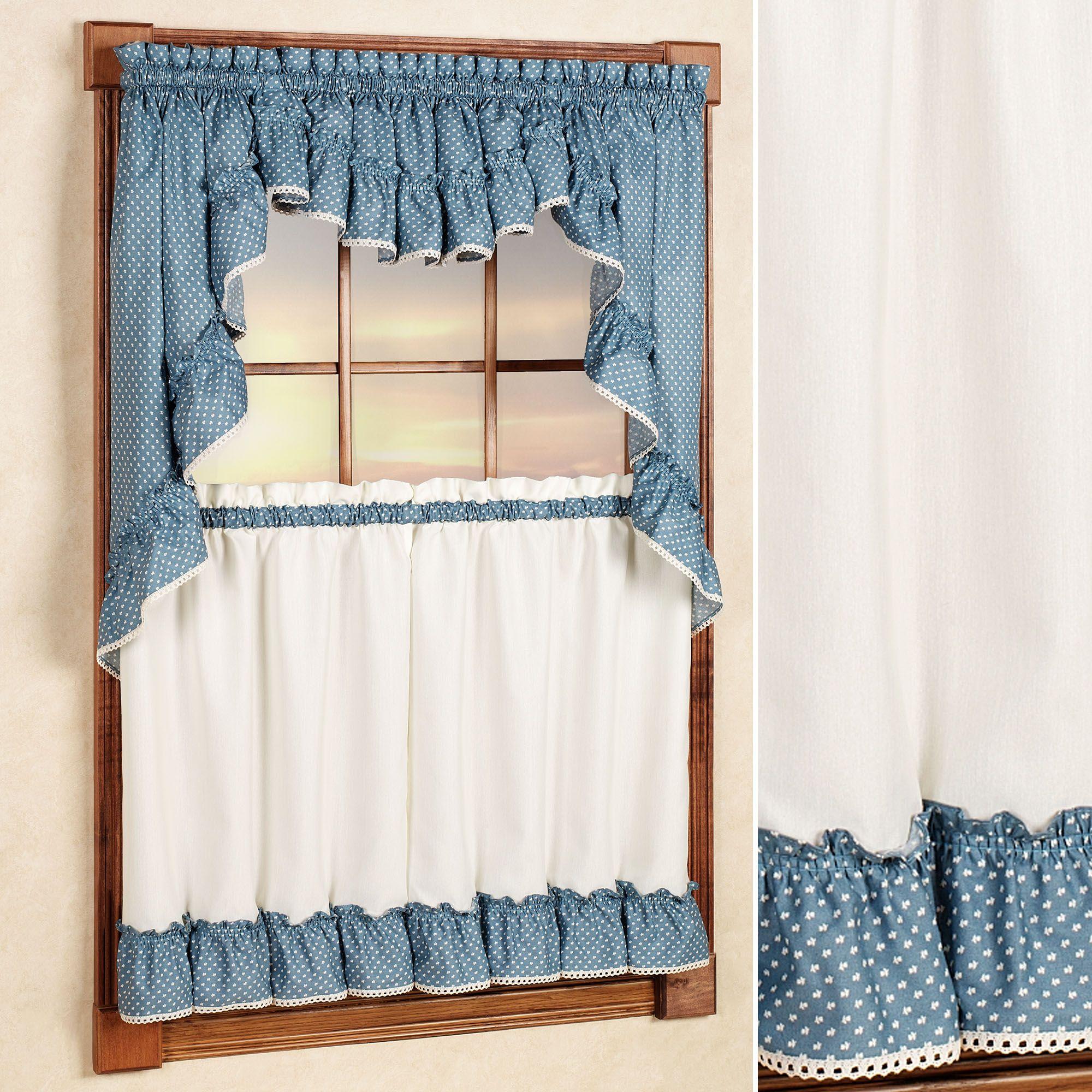 Sturbridge Curtain Tiers