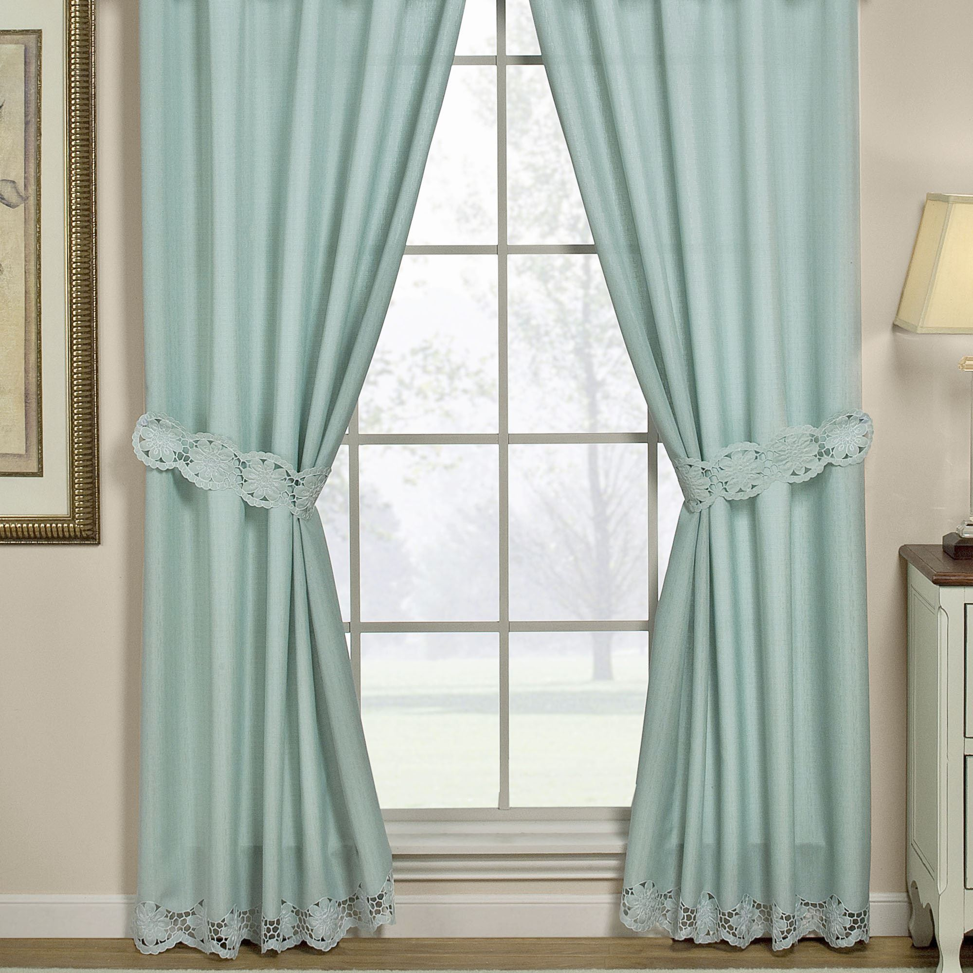 treatment fiona treatments curtains bathroom lace pin scottish curtain window