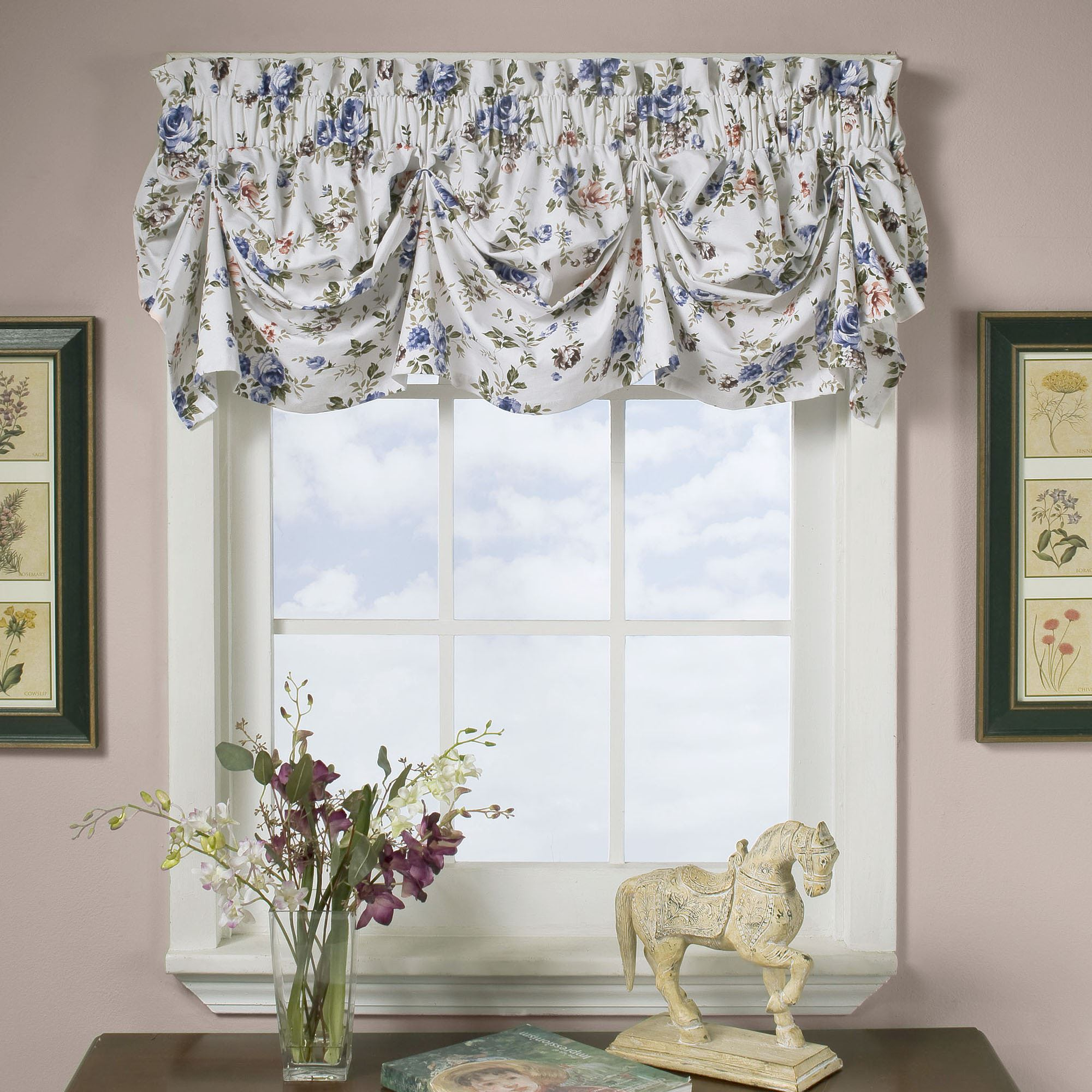 posey valances blue thecurtainshop com window swags white toppers black jasper valance