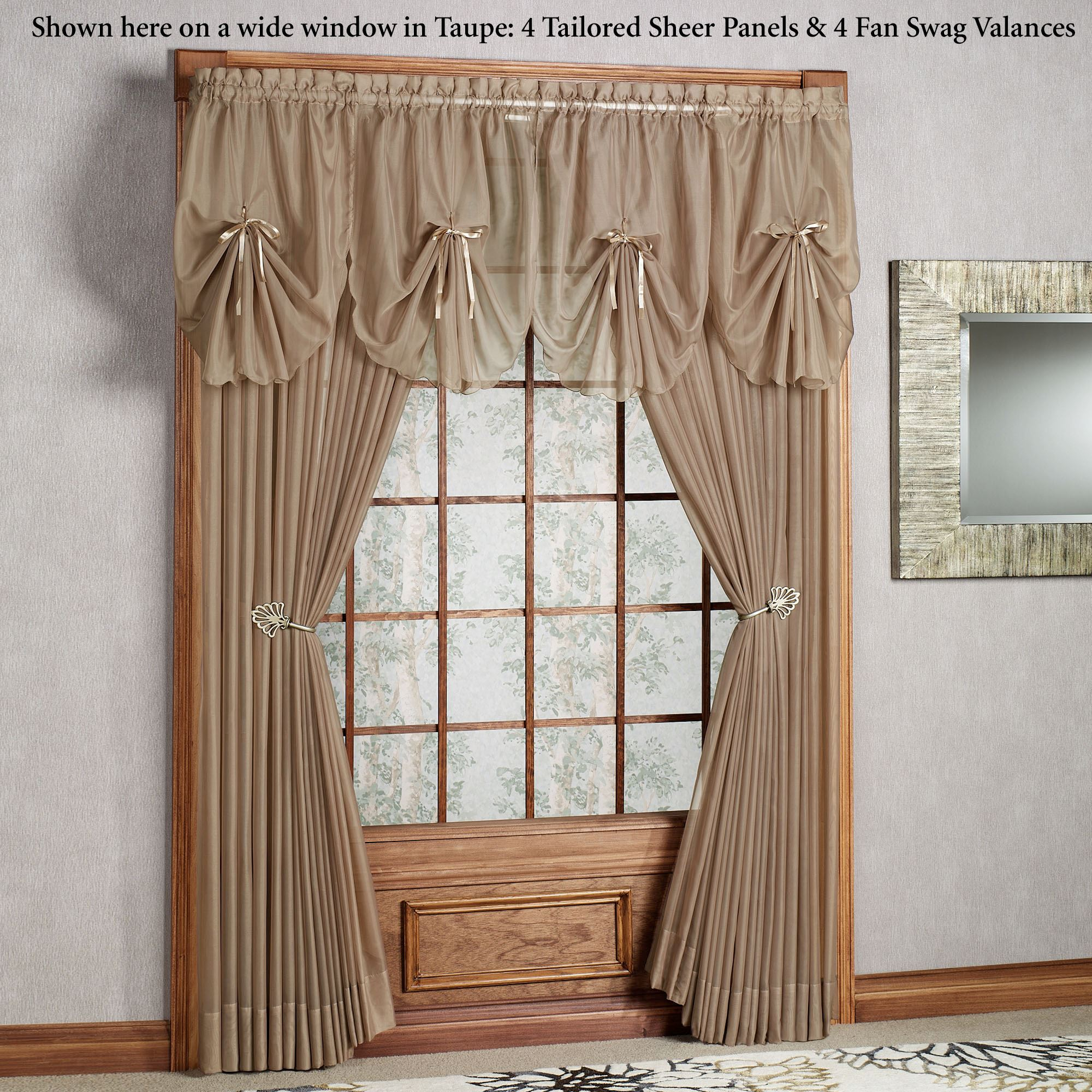 pocket rod marburn valance sheer panel products beaded helena ivory semi