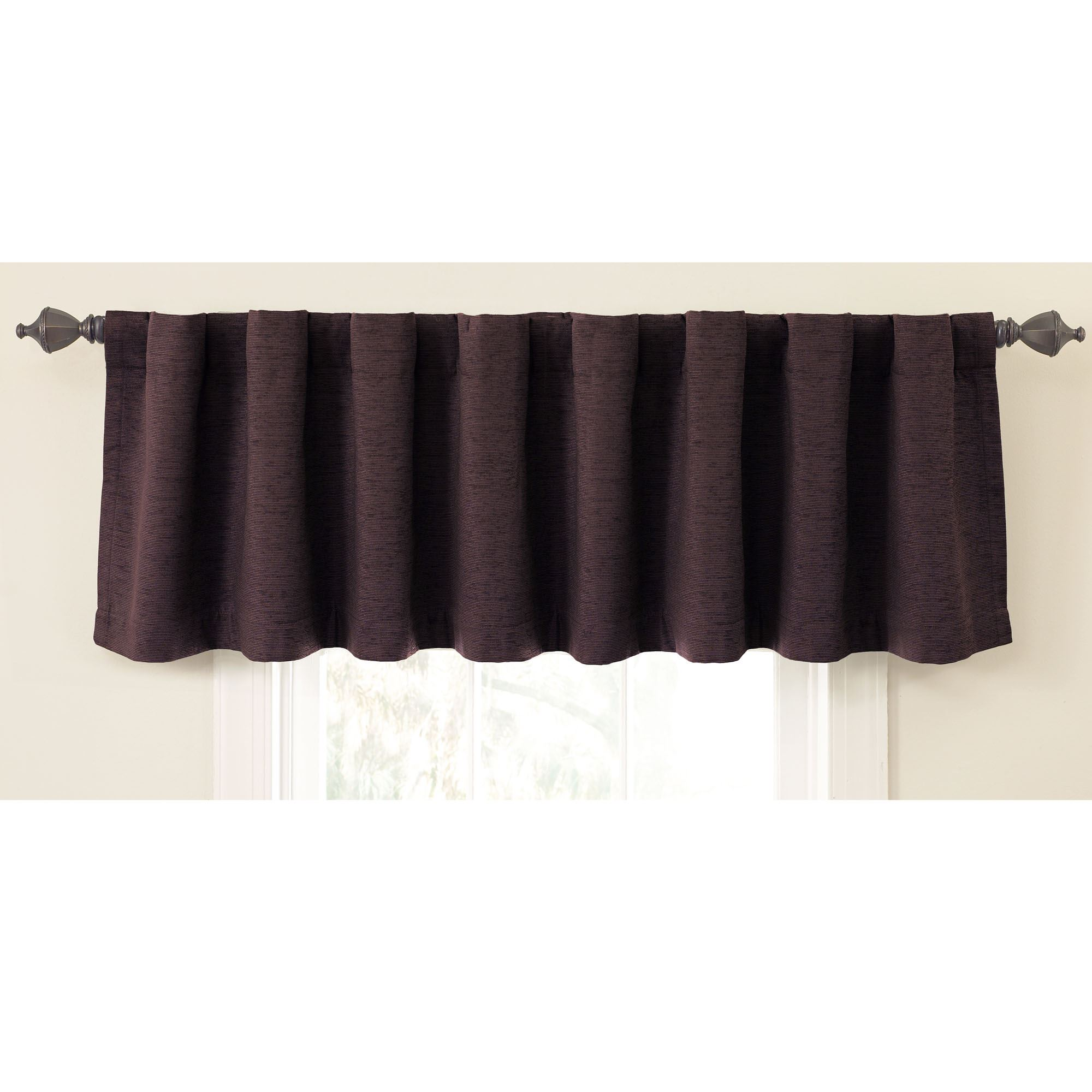 Sound Asleep Back Tab Valance 42 X 18 Touch Of Class