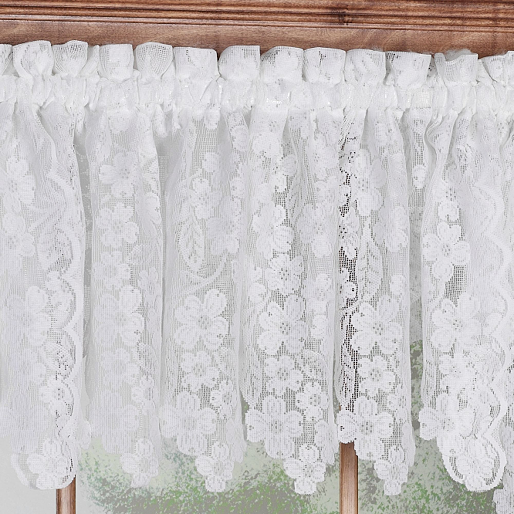 lace valance sheer and wisteria image attached swag with arbor of crochet curtains ipg valances full collection size concept white panels creative anna curtain