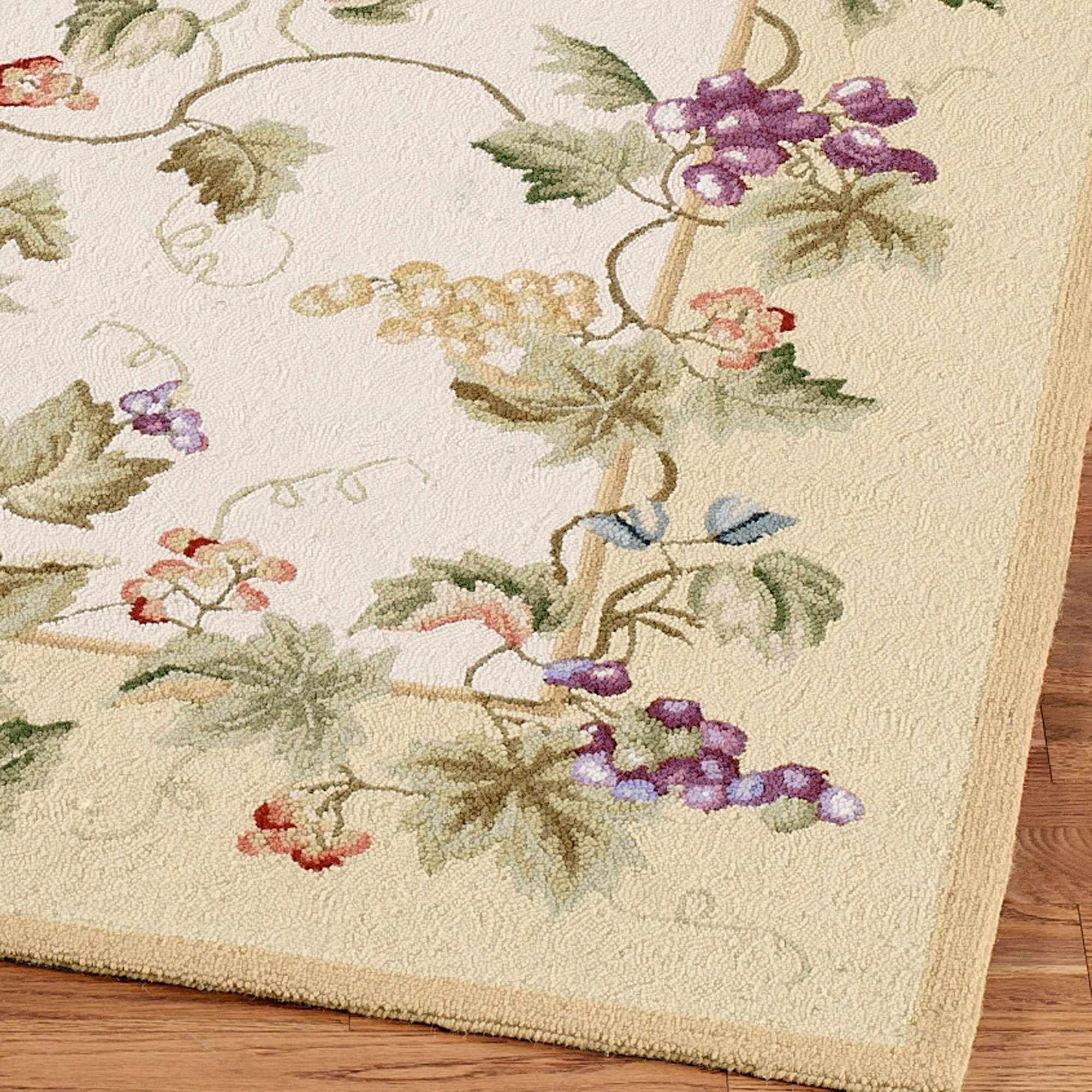 Area Rugs With Grapevines Www Topsimages Com