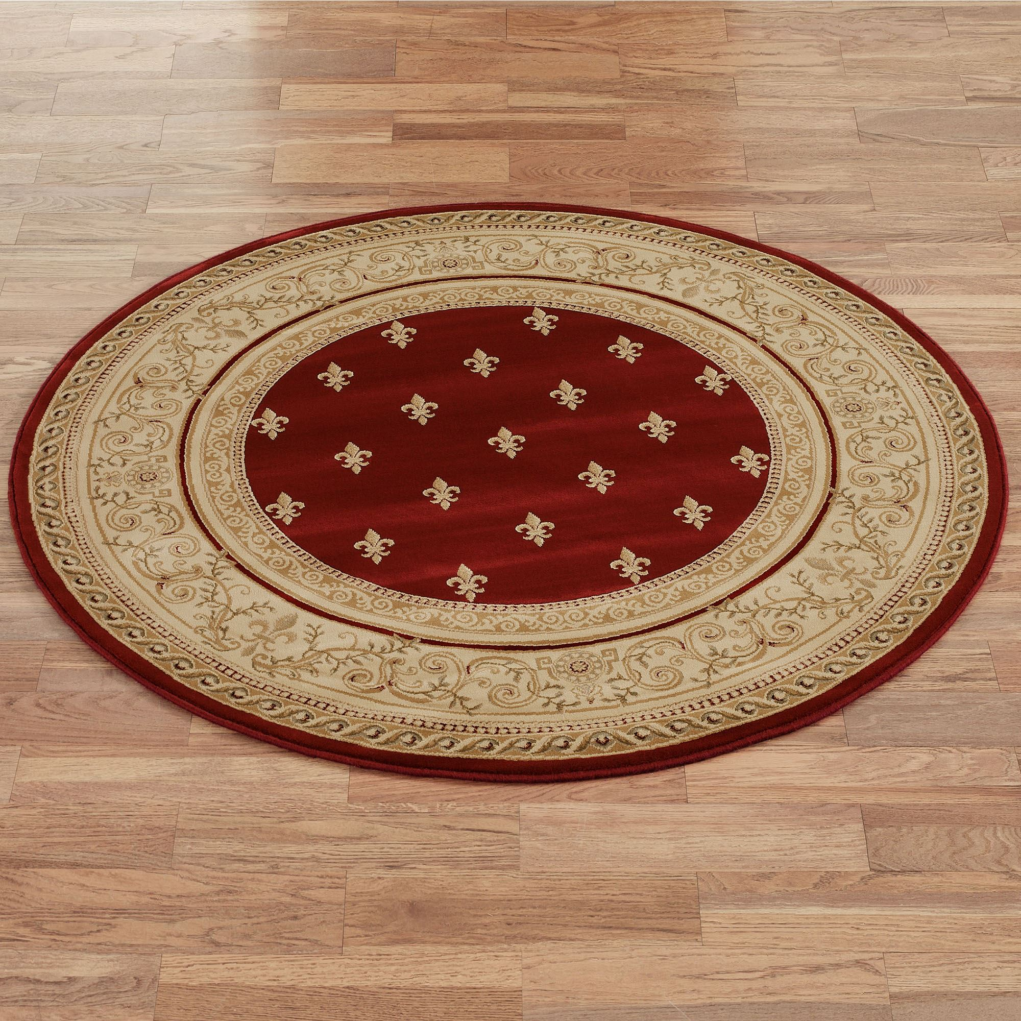 top round rug braided rugs area contemporary foot