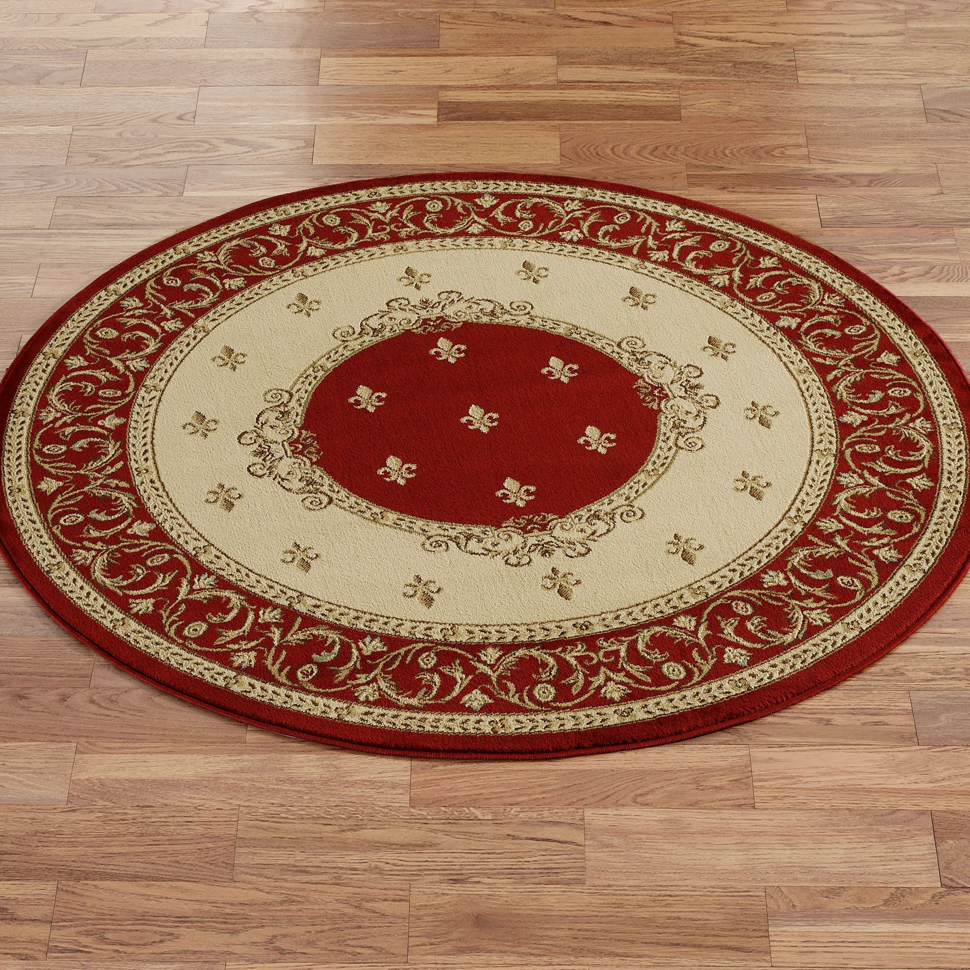 Round Rugs 5 Home Ideas