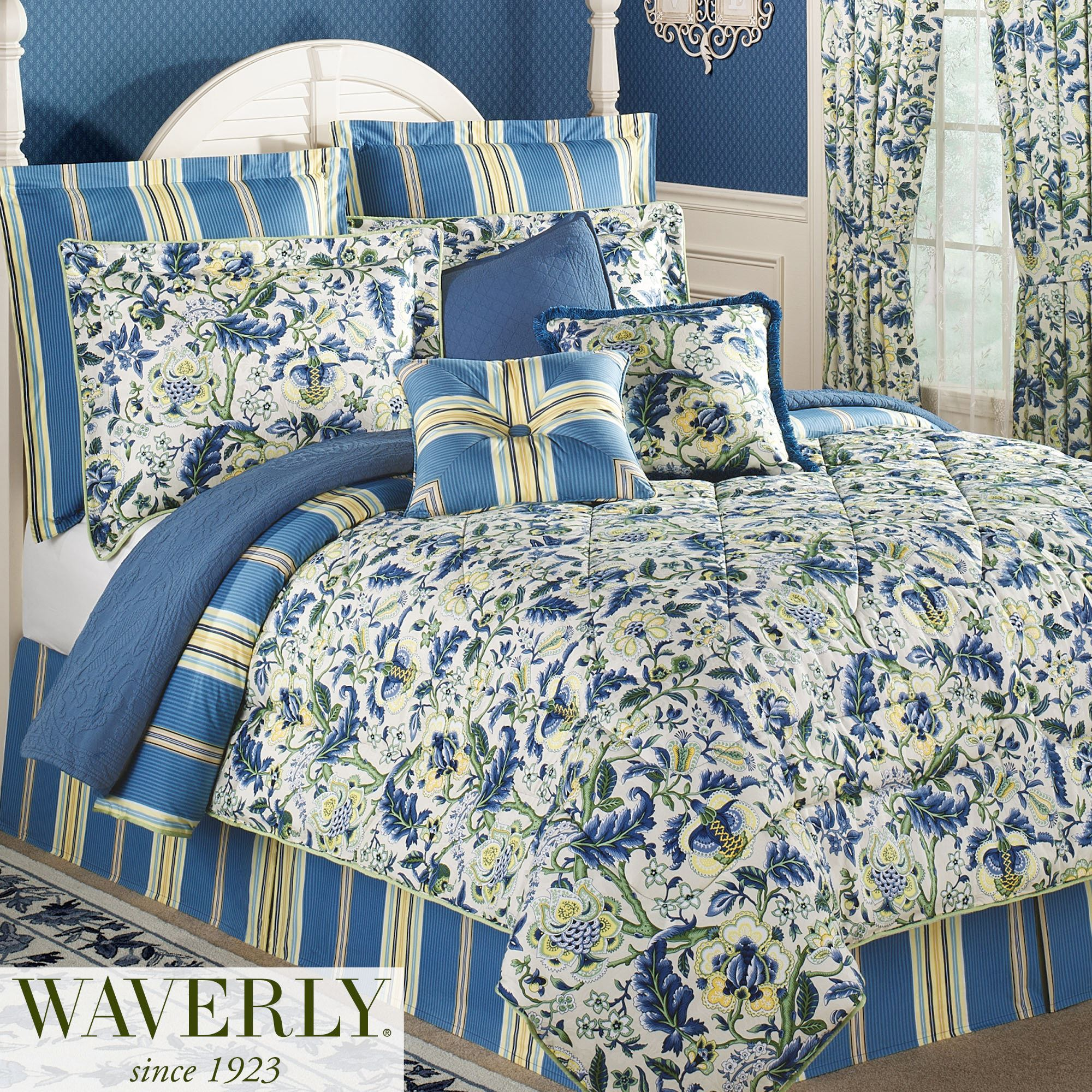 Bedroom Sets Clearance Free Shipping: Imperial Dress Comforter Bedding By Waverly