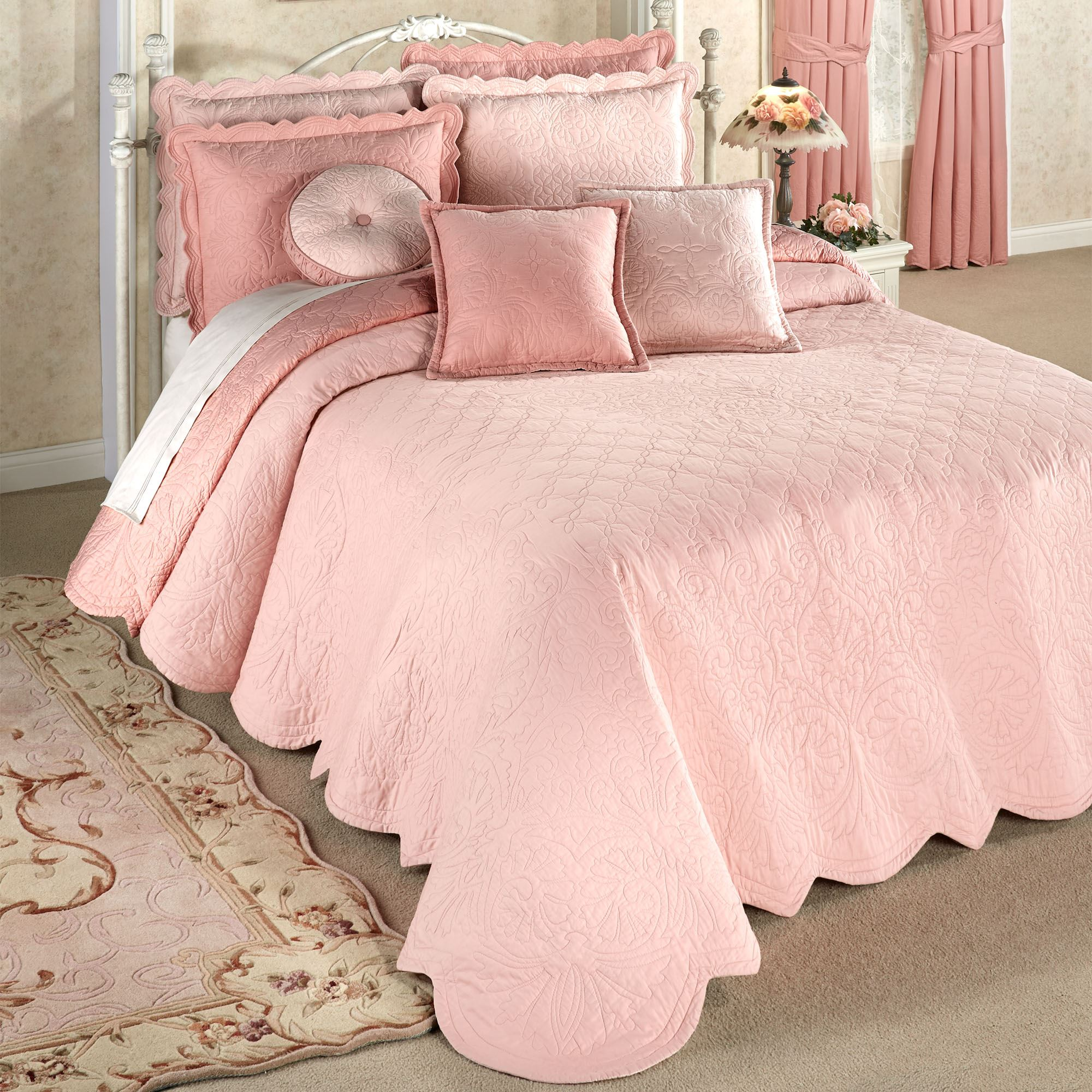 geo coral ip bedding mainstays bag set a bed in