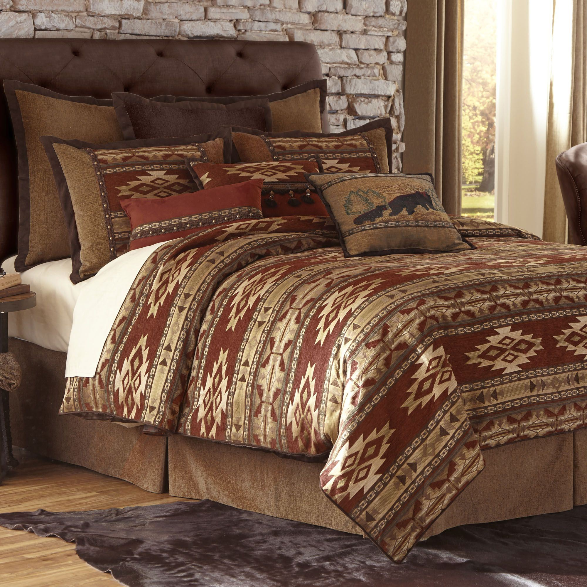 Sonorah southwest comforter bedding - Bedroom sheets and comforter sets ...