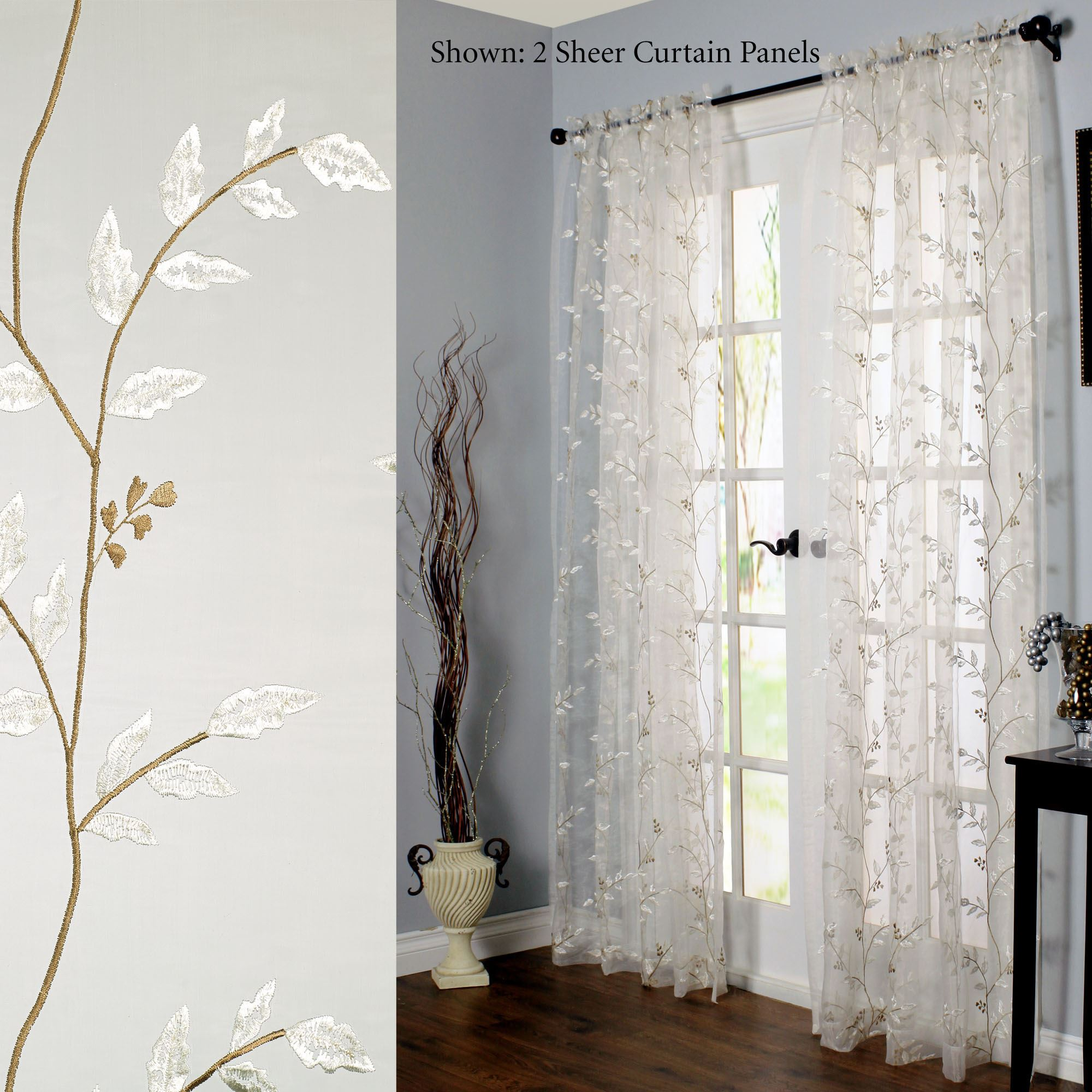 embroidery unique zoom loading buy curtains sheer with white embroidered p