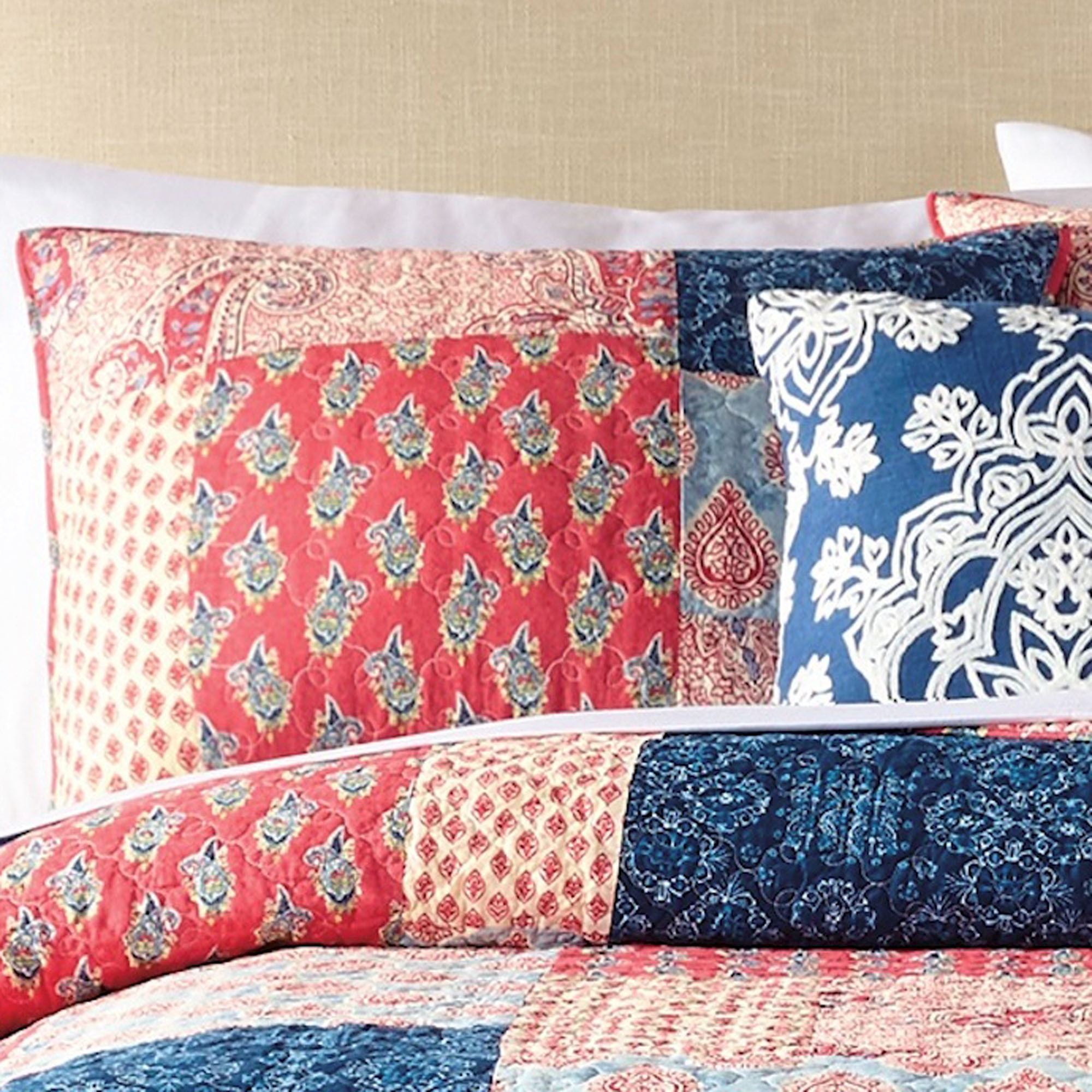 Grace Reversible Patchwork Quilt By Jessica Simpson
