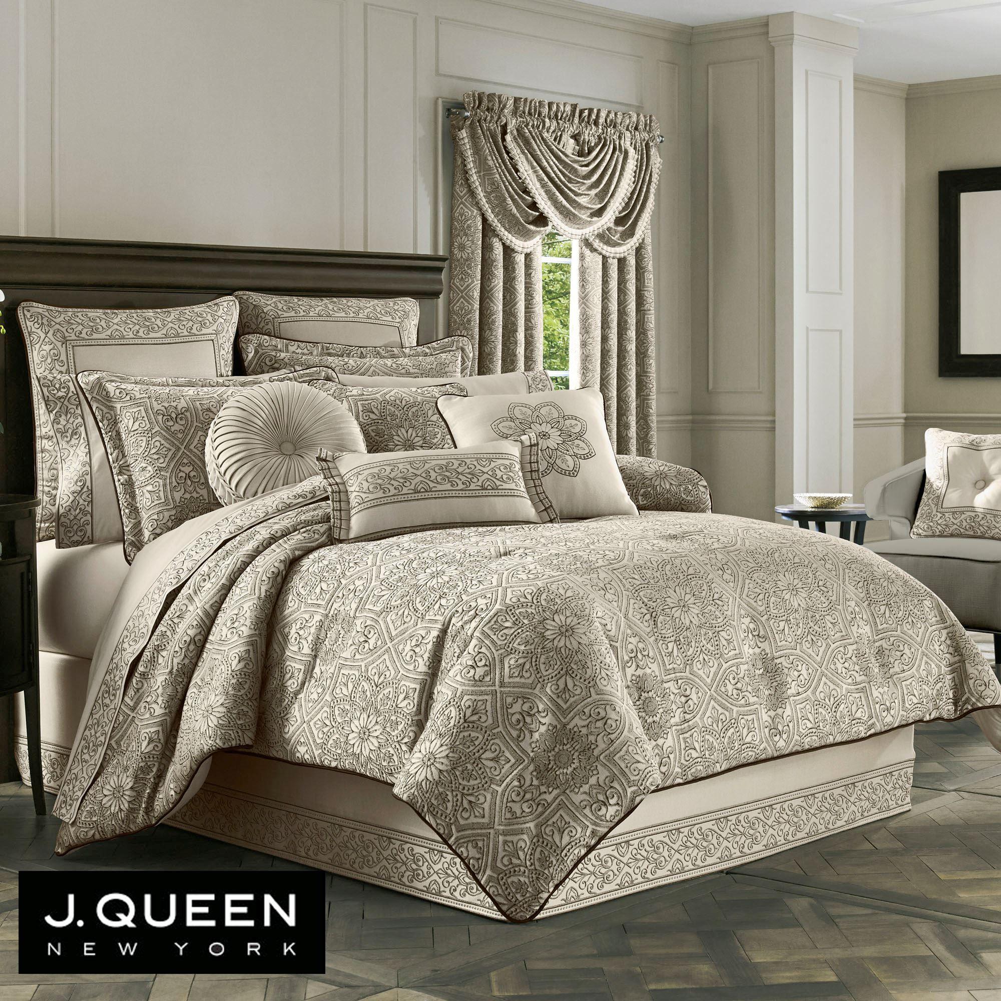 mirabella comforter set light almond