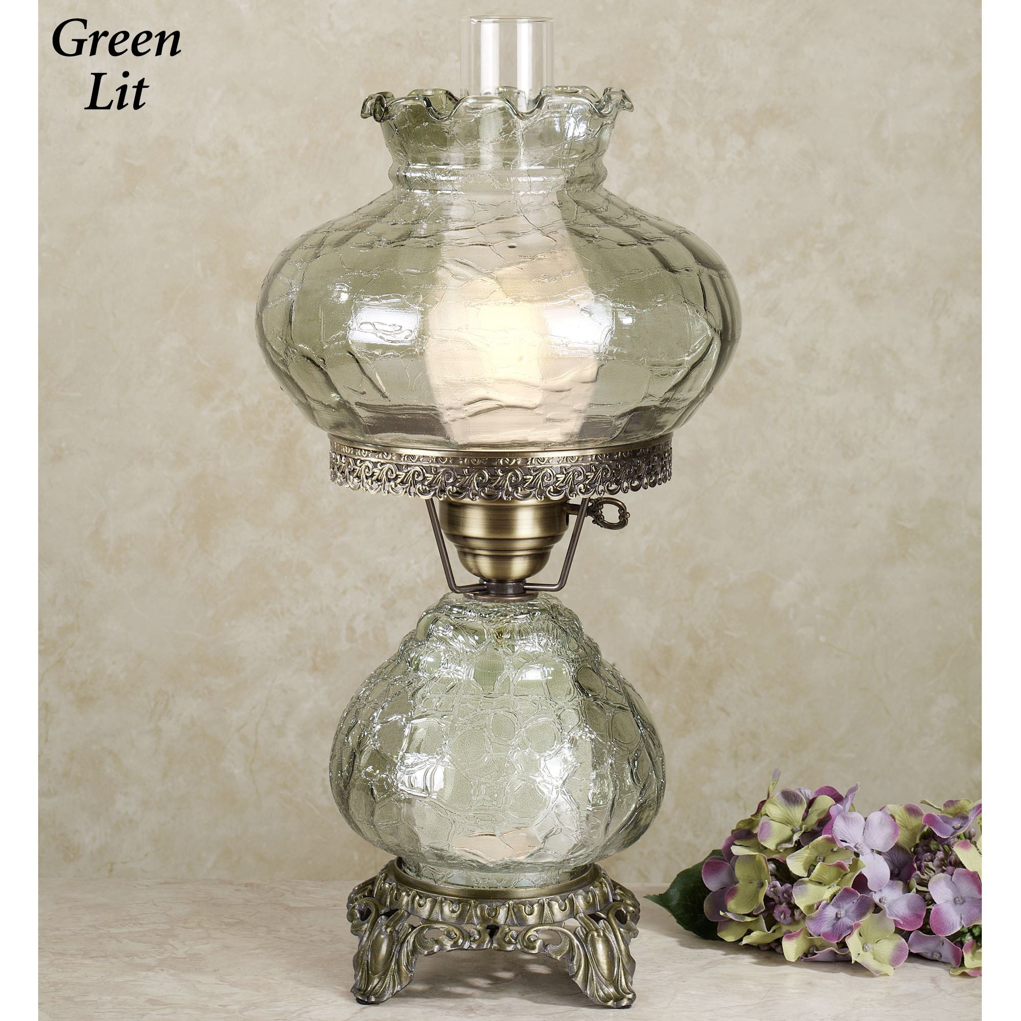 Pretty Lady Small Accent Lamp