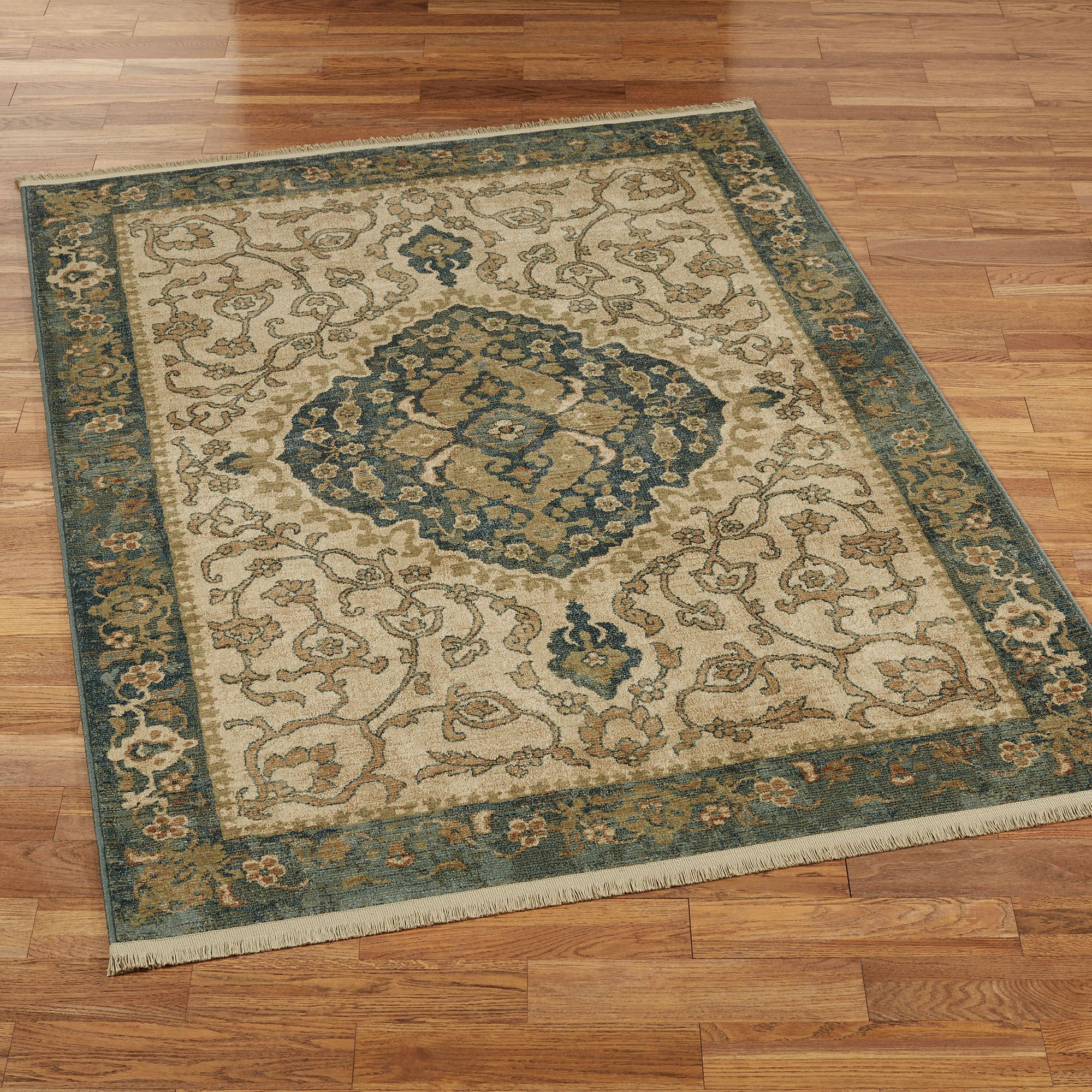 Mattador Rectangle Rug Beige