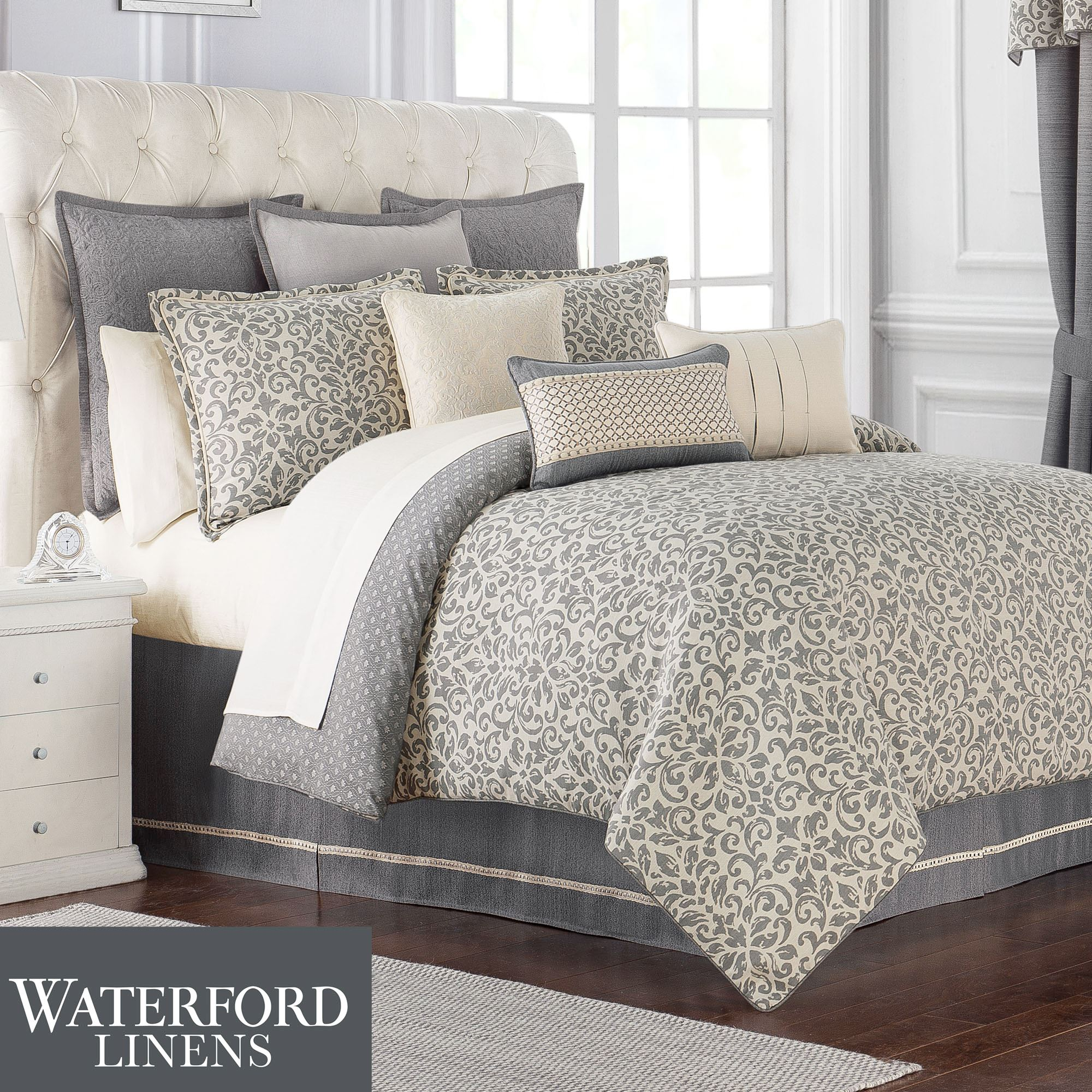 c comforters comforter gray dillards home bedding multi down set zi