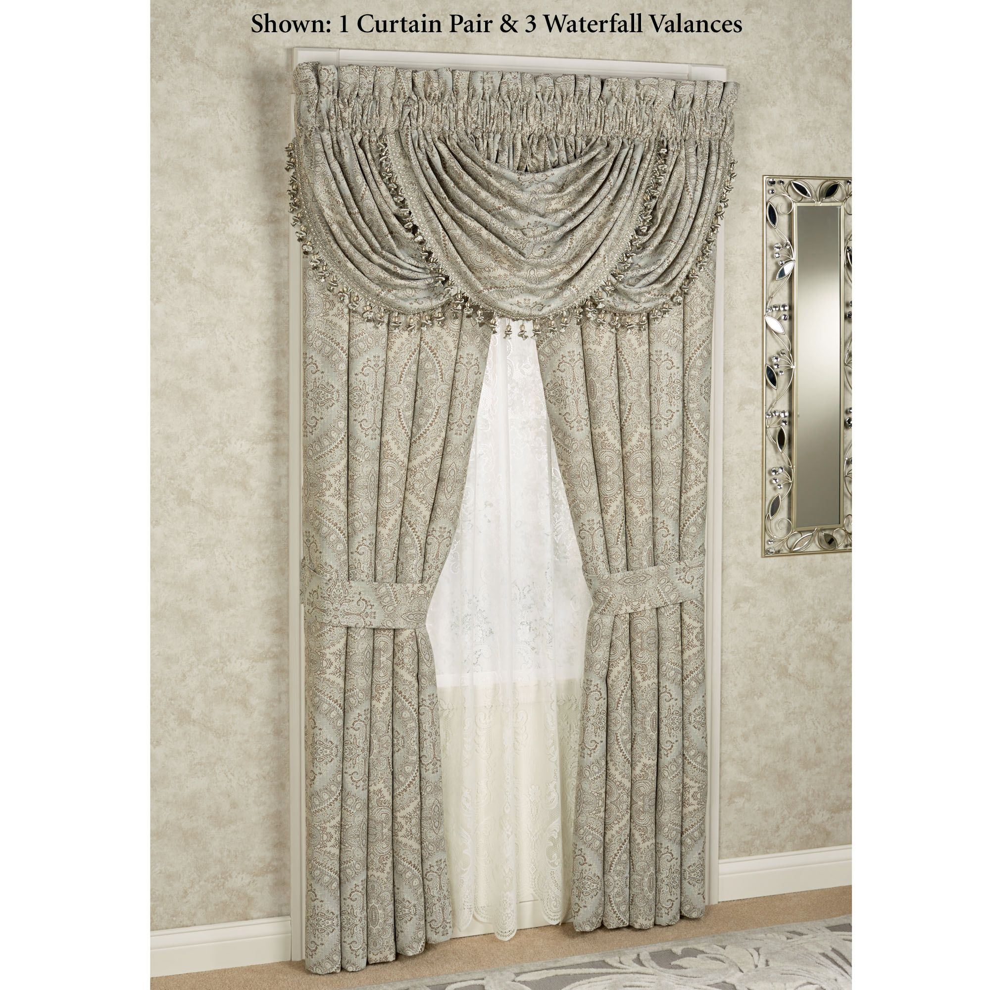j new top tab curtains rod shower york greeniteconomicsummit oval l curtain image permalink org queen