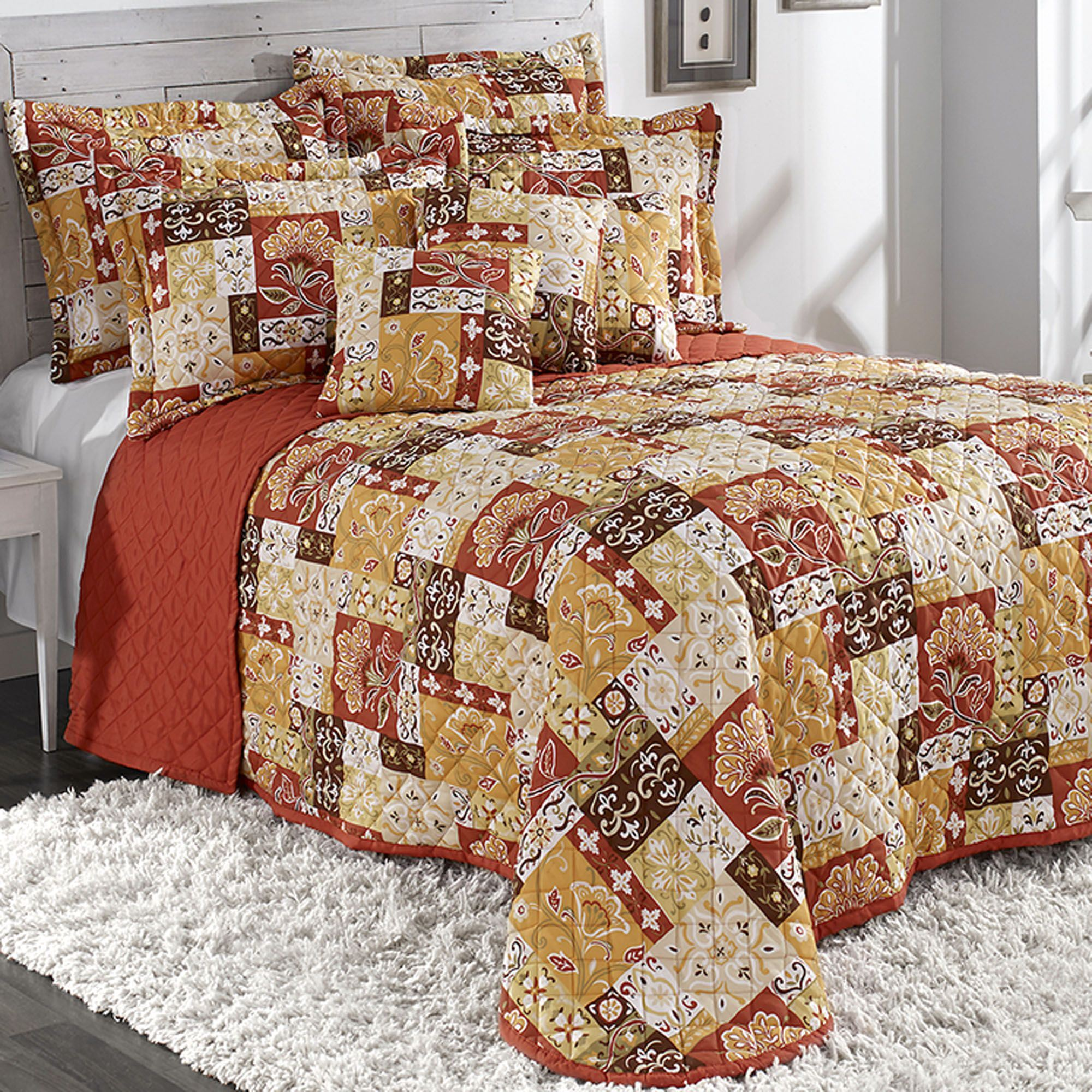 quilt quilted hawaiian bedspreads australia queen sets king bedspread bed free patterns