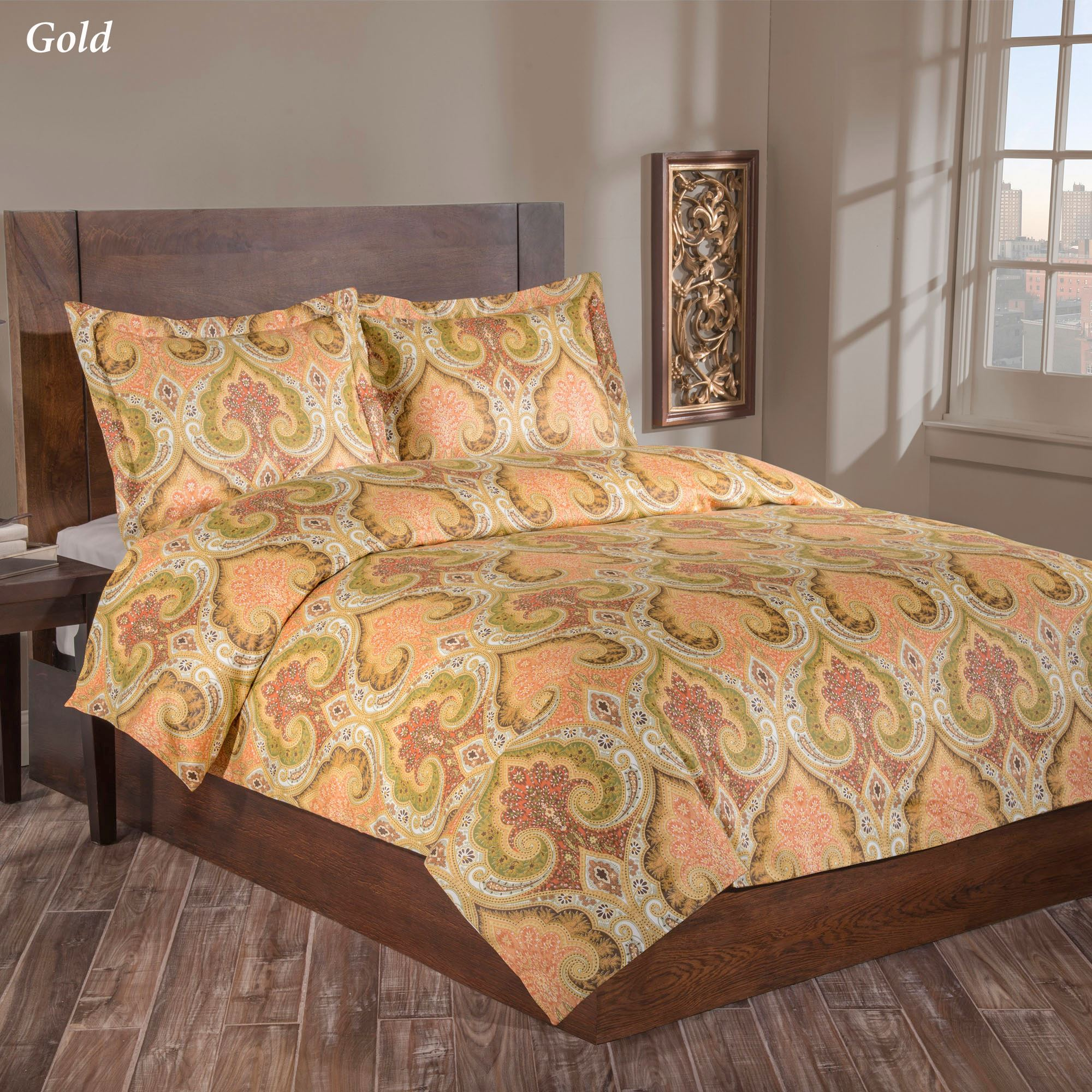 milano medallion duvet cover set - Milano Cover