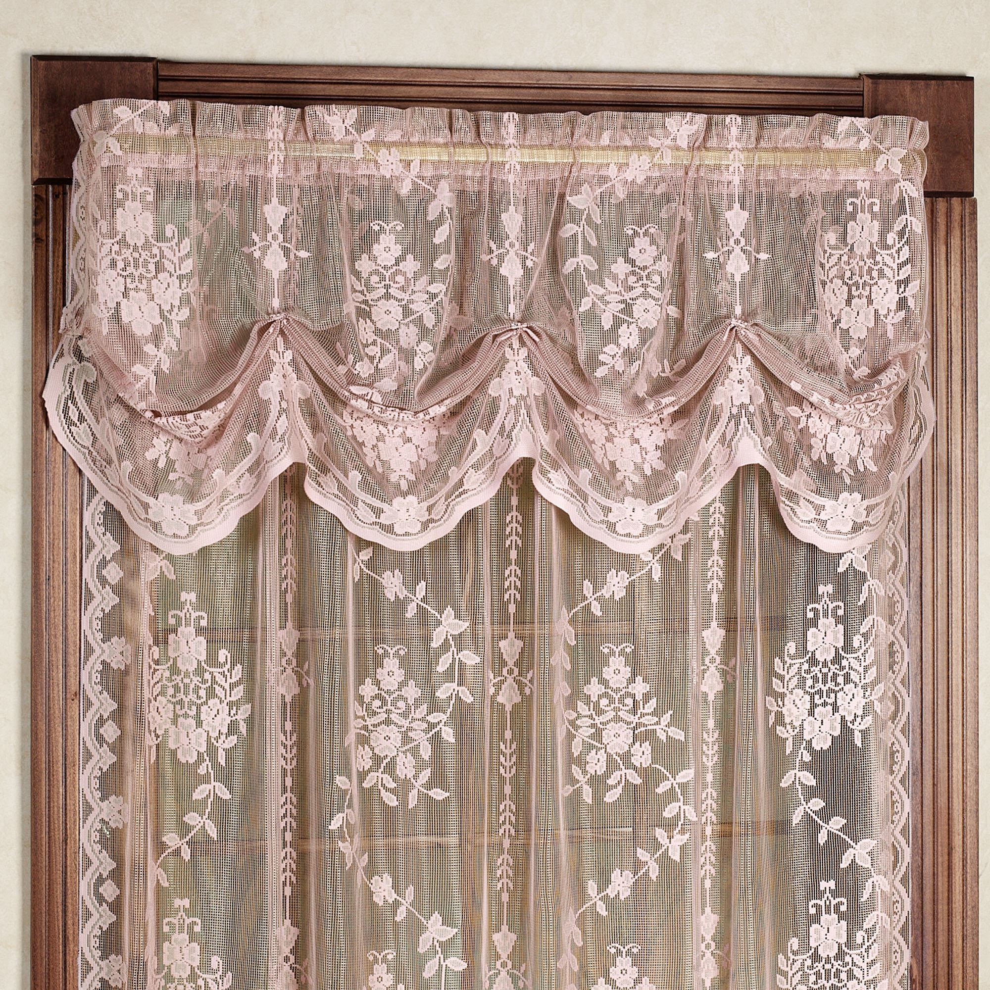 Fiona Scottish Lace Window Treatment