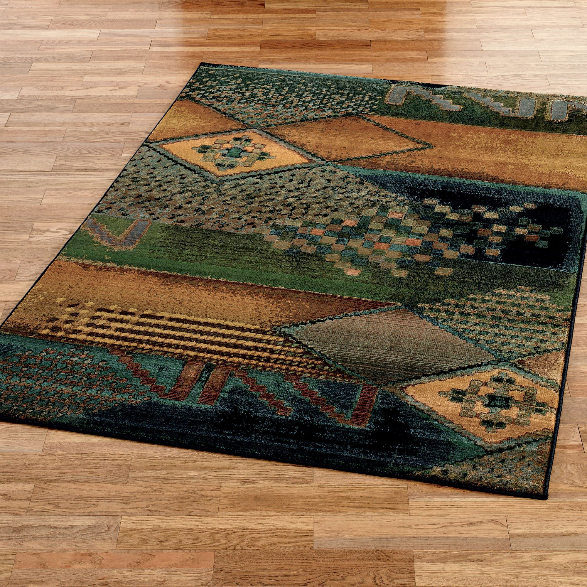 Kharma Midnight Area Rugs