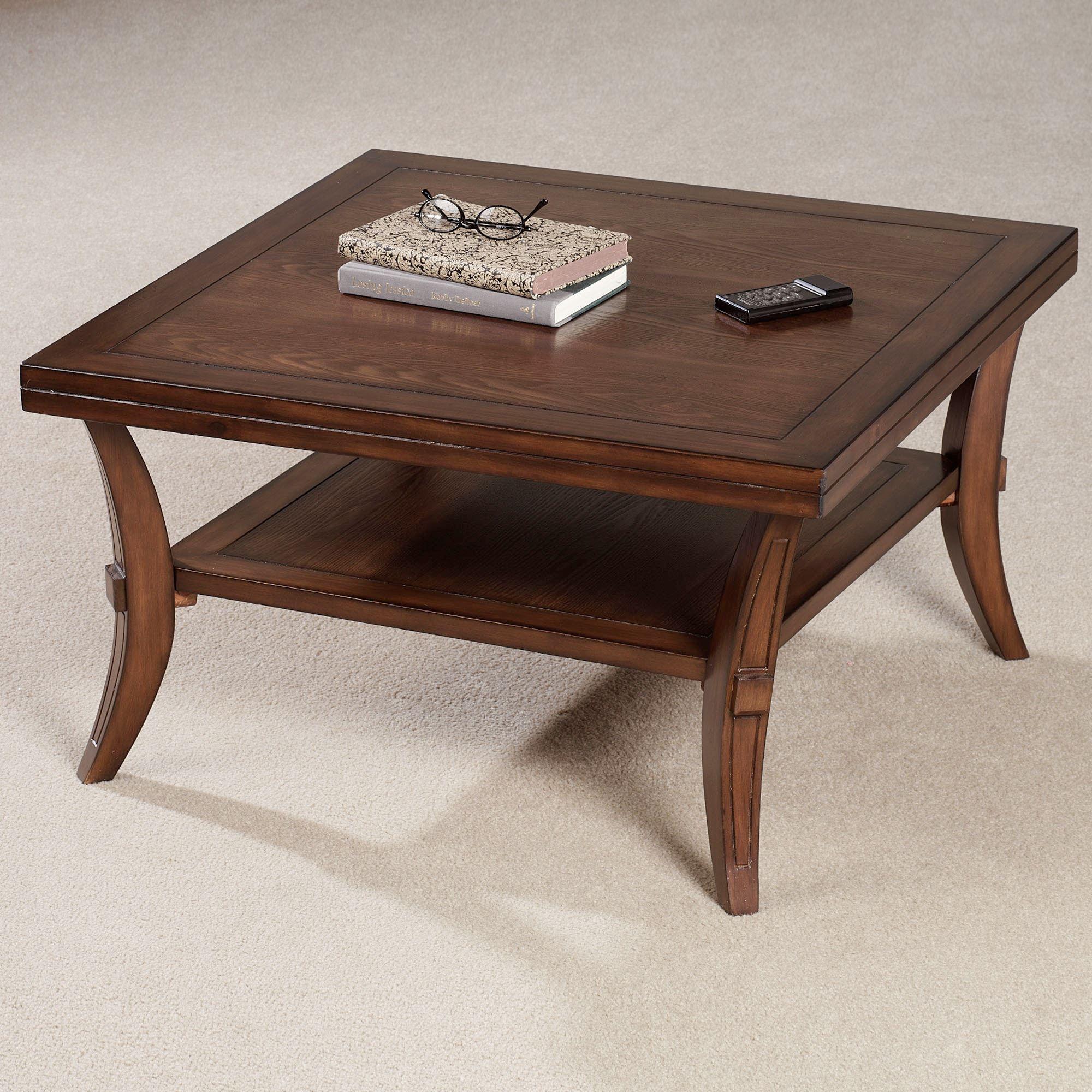 Art Van Coffee Table Sets: Hancock Square Coffee Table