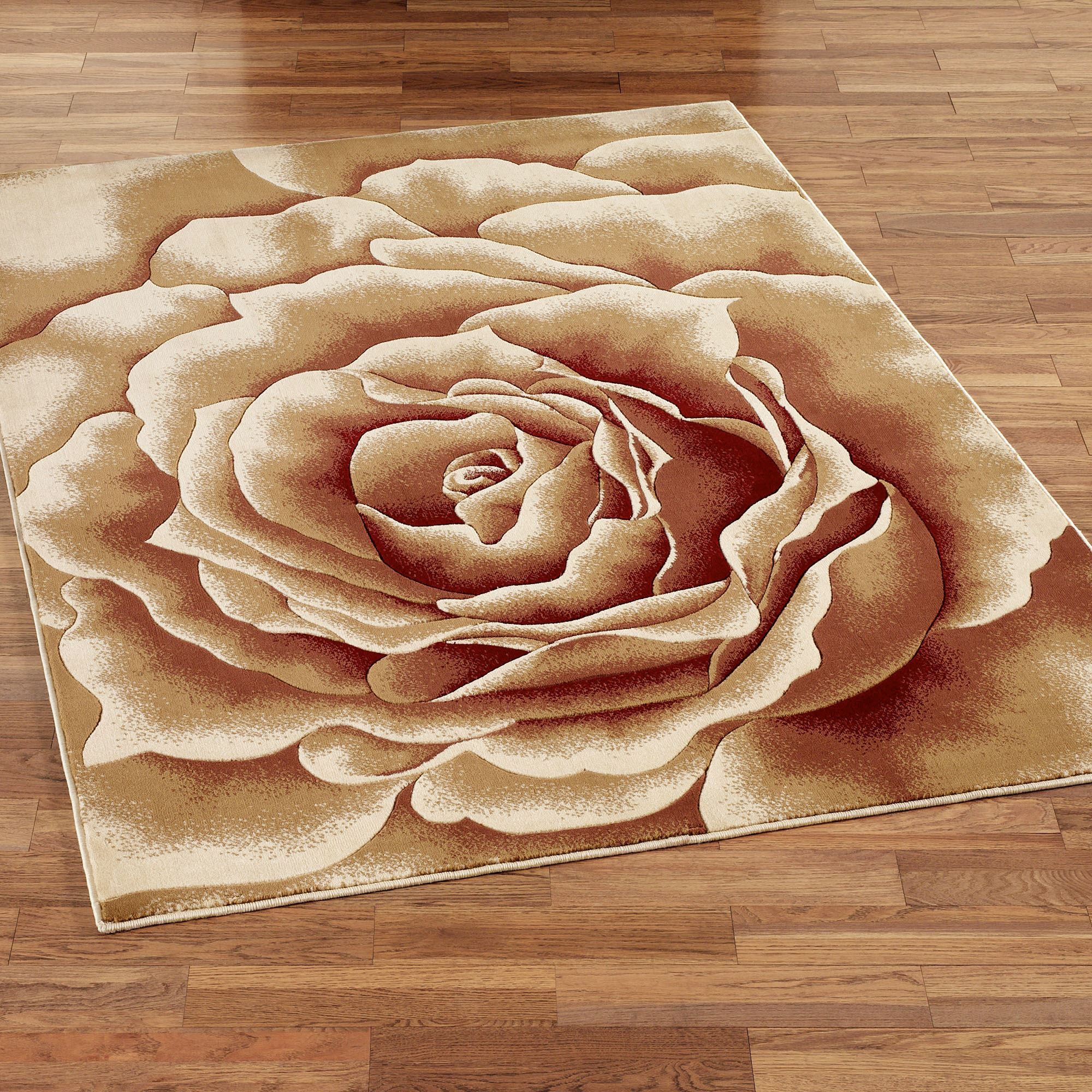 Uncategorized Rose Rug rose floral splendor area rugs