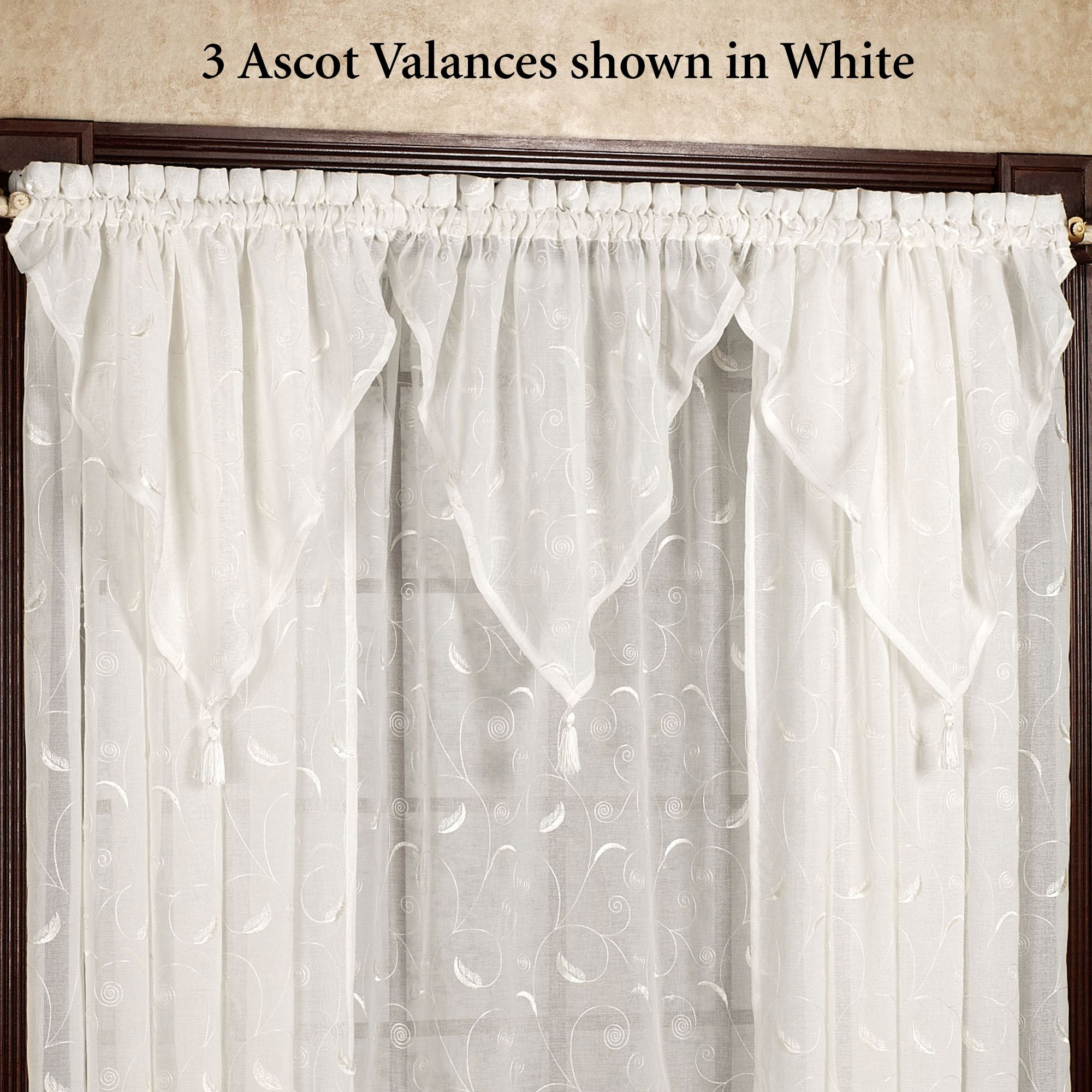 osc atlantis linen cape valances multi catalog valance index may ascot