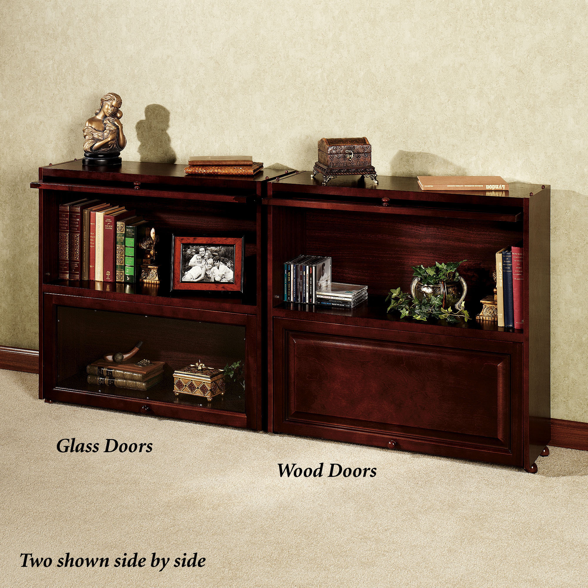 products bookcases mg barrister ltd wernicke pritchard globe bookcase drew