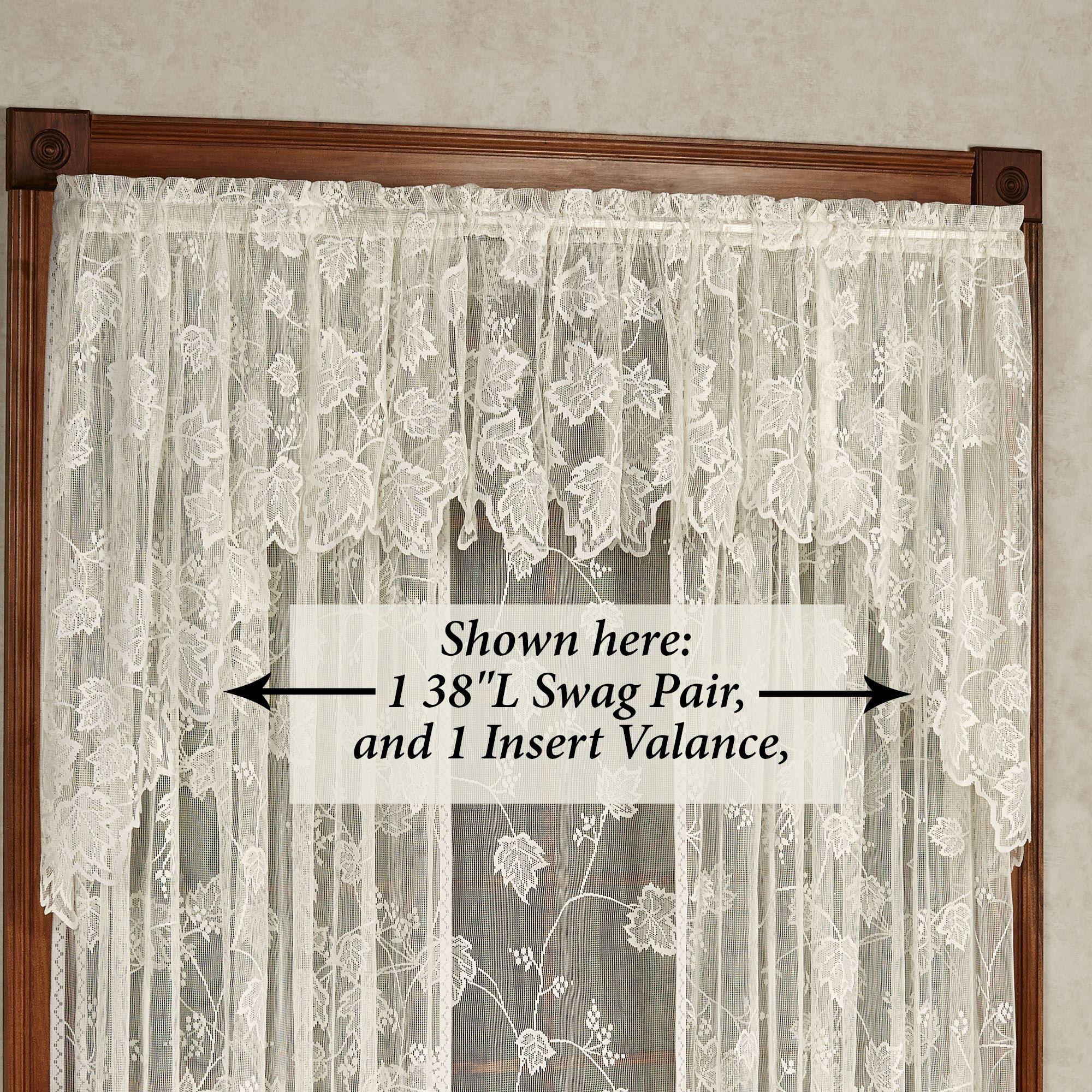 curtain with creamy european mila beige ivory index drapes swag pelmets bedroom valance pleats eyelets majesty net curtains sheer
