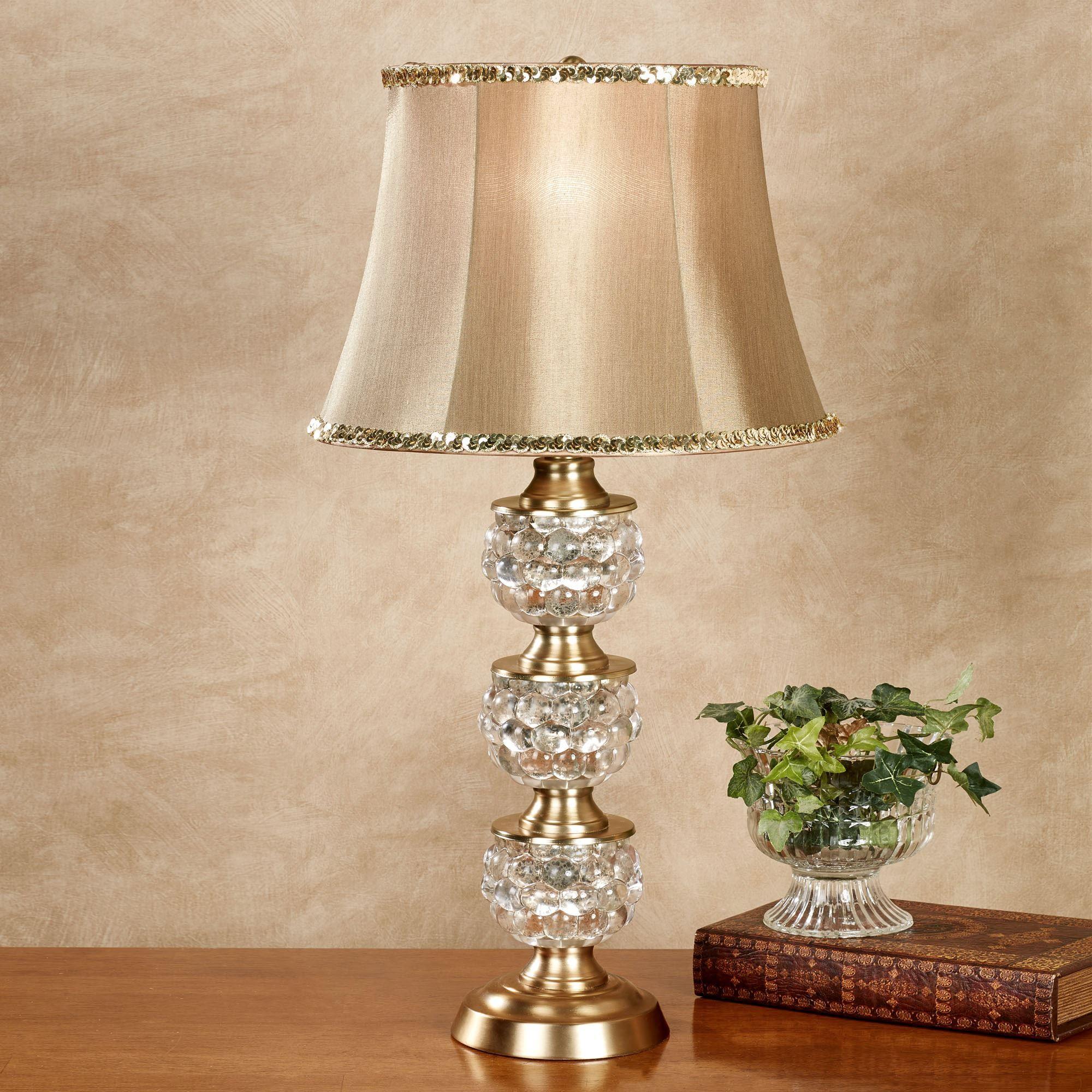 Winfield Mercury Glass Table Lamp