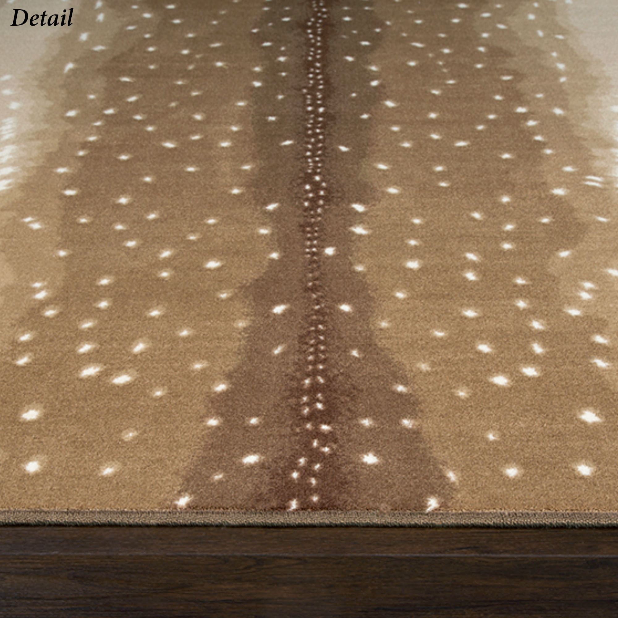 Indian Axis Deer Pattern Stain Resistant Antimicrobial