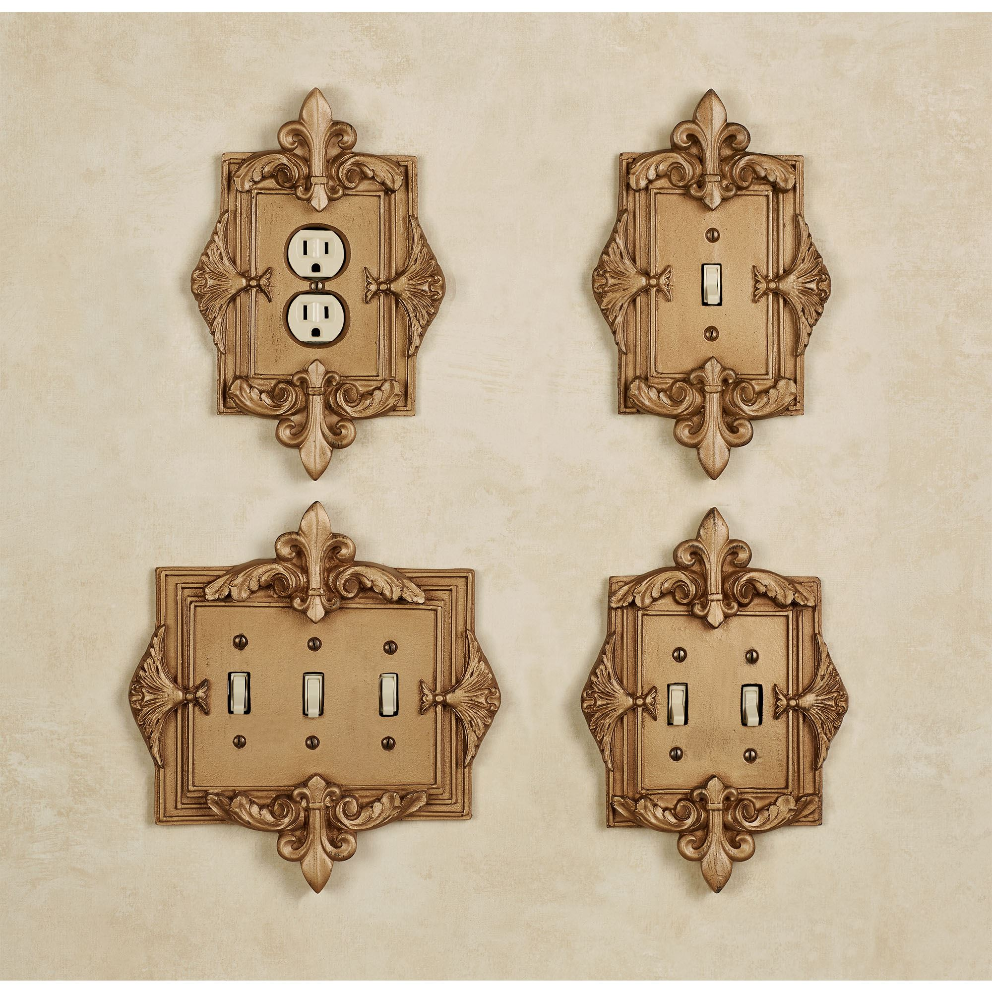 Decorative Switch Covers Delectable Fleurance Large Switchplates Design Decoration